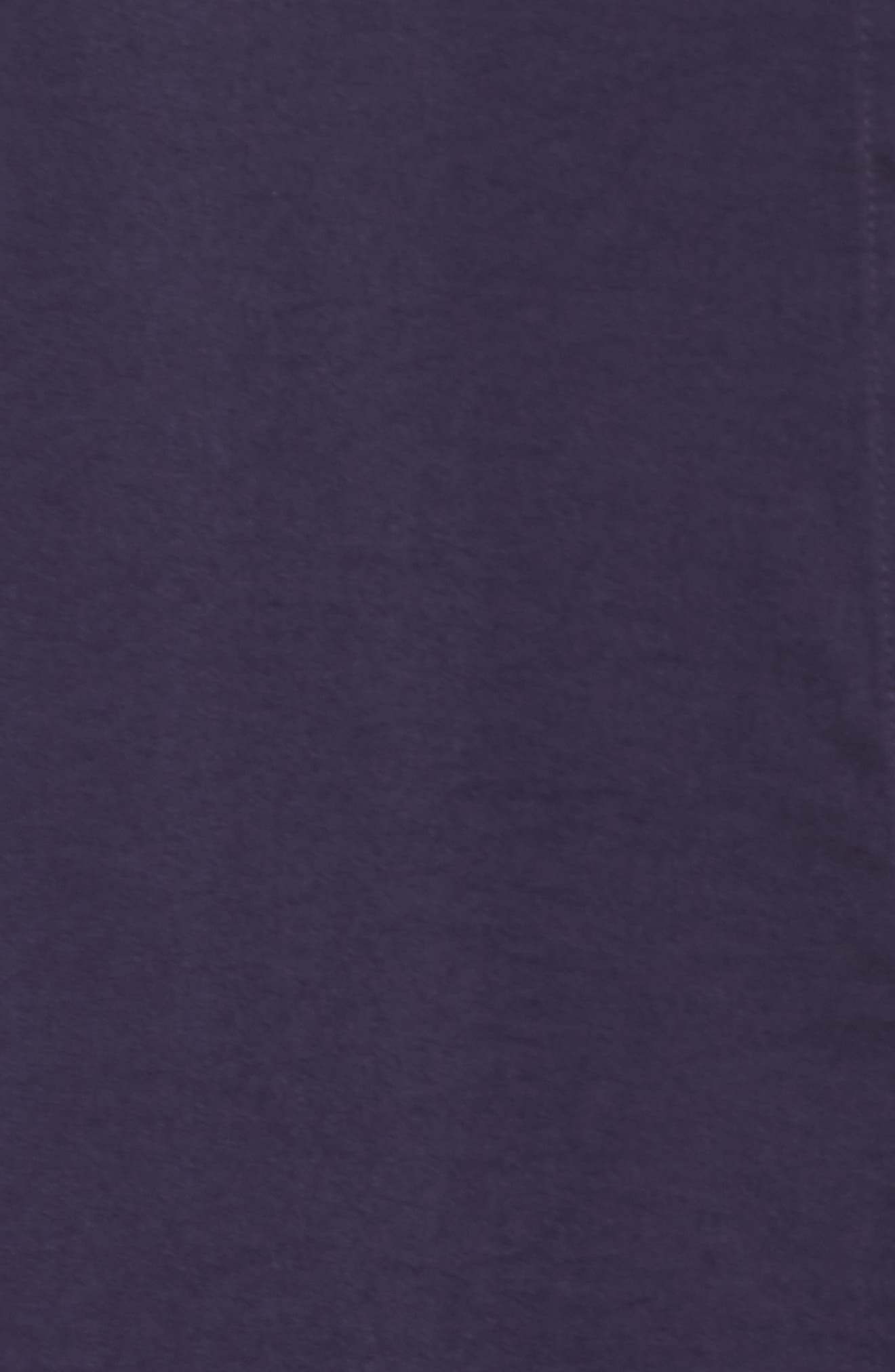Washed Satin Maxi Sleep Shirt,                             Alternate thumbnail 10, color,