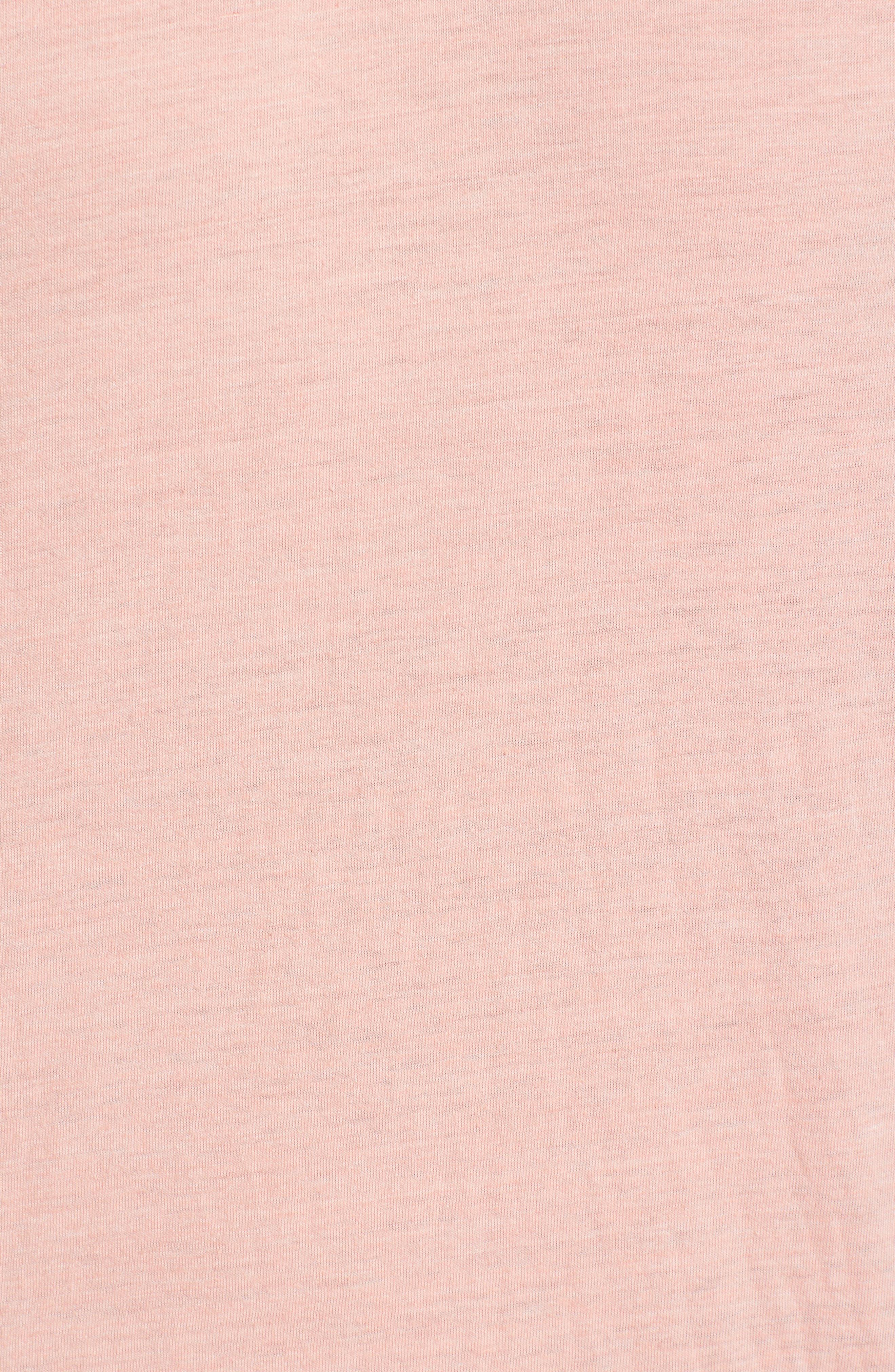 Scallop Triblend Crewneck T-Shirt,                             Alternate thumbnail 104, color,