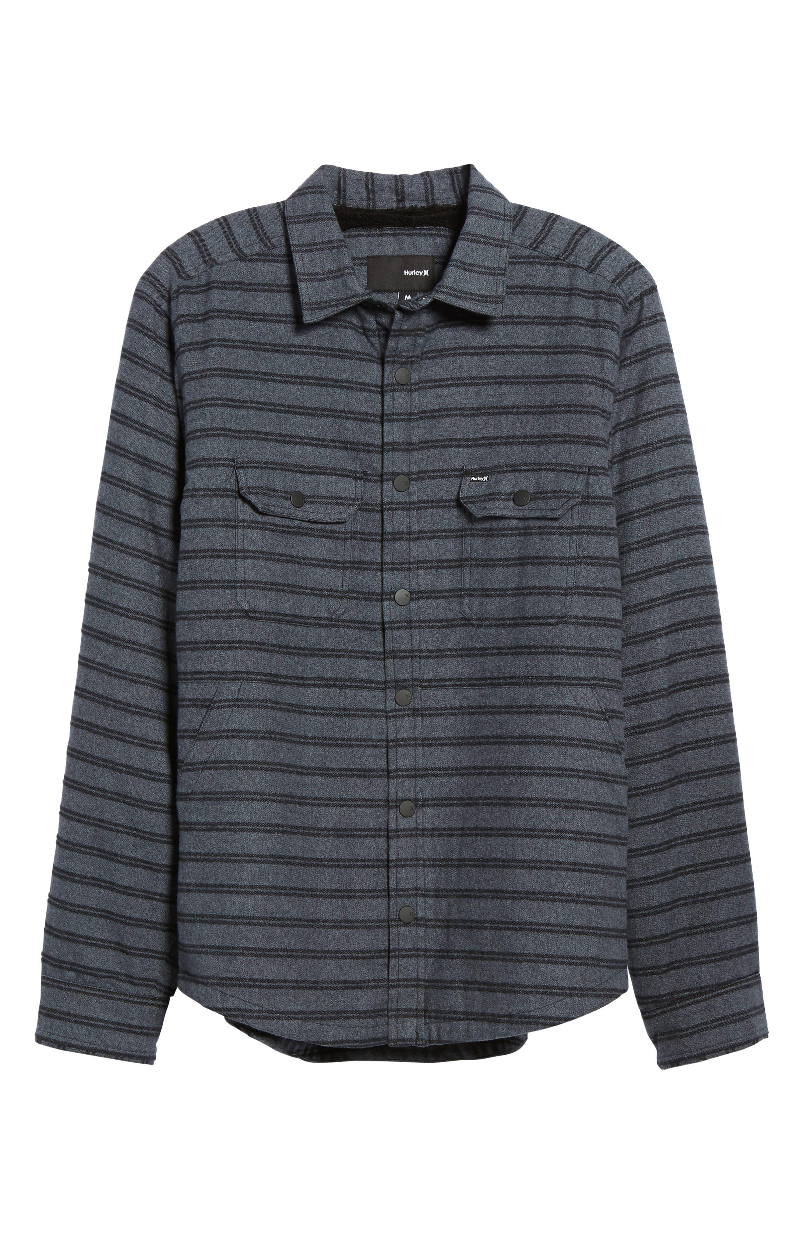 Dispatch Shirt Jacket,                             Alternate thumbnail 6, color,                             010