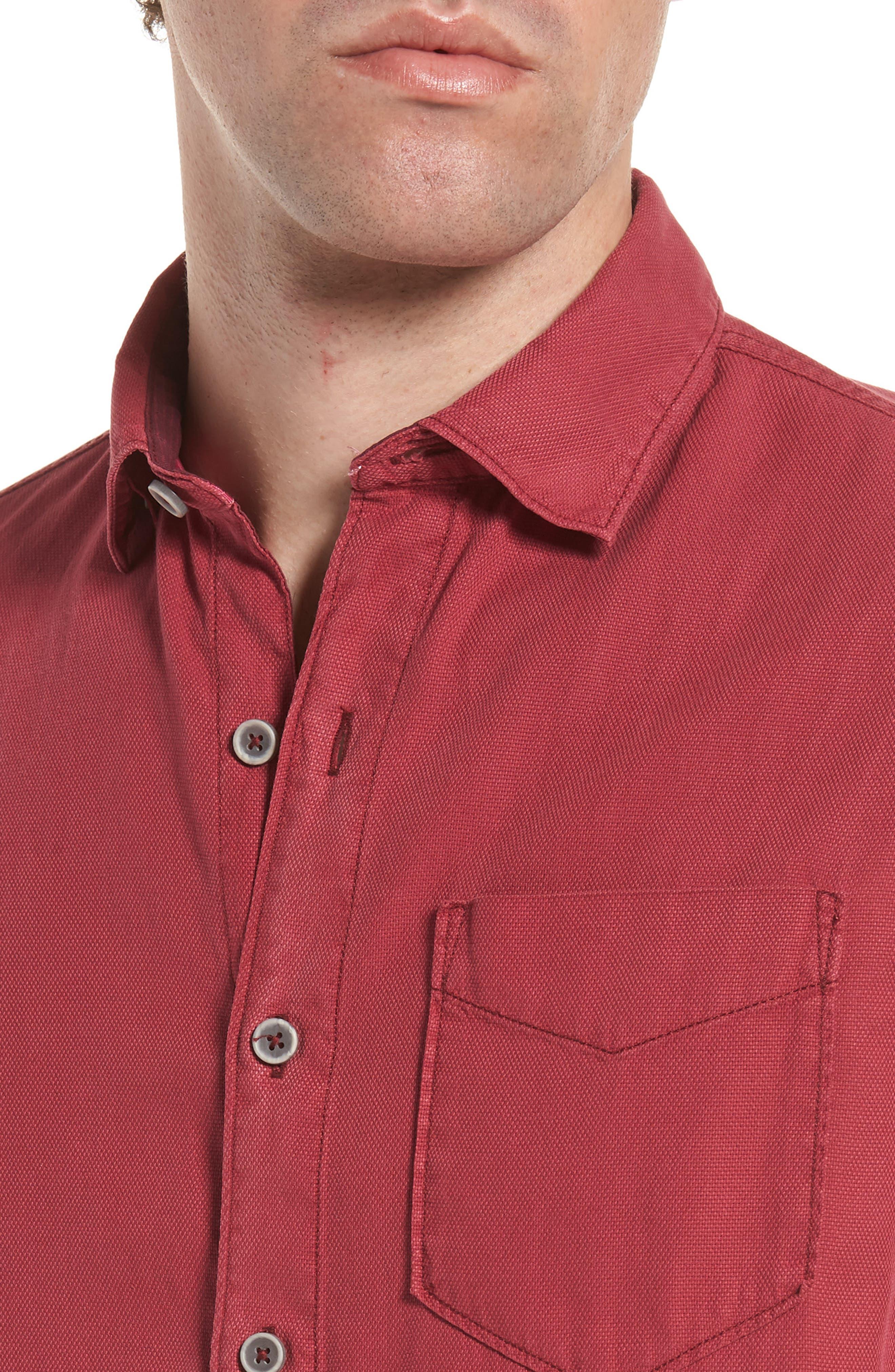 Dobby Dylan Sport Shirt,                             Alternate thumbnail 12, color,