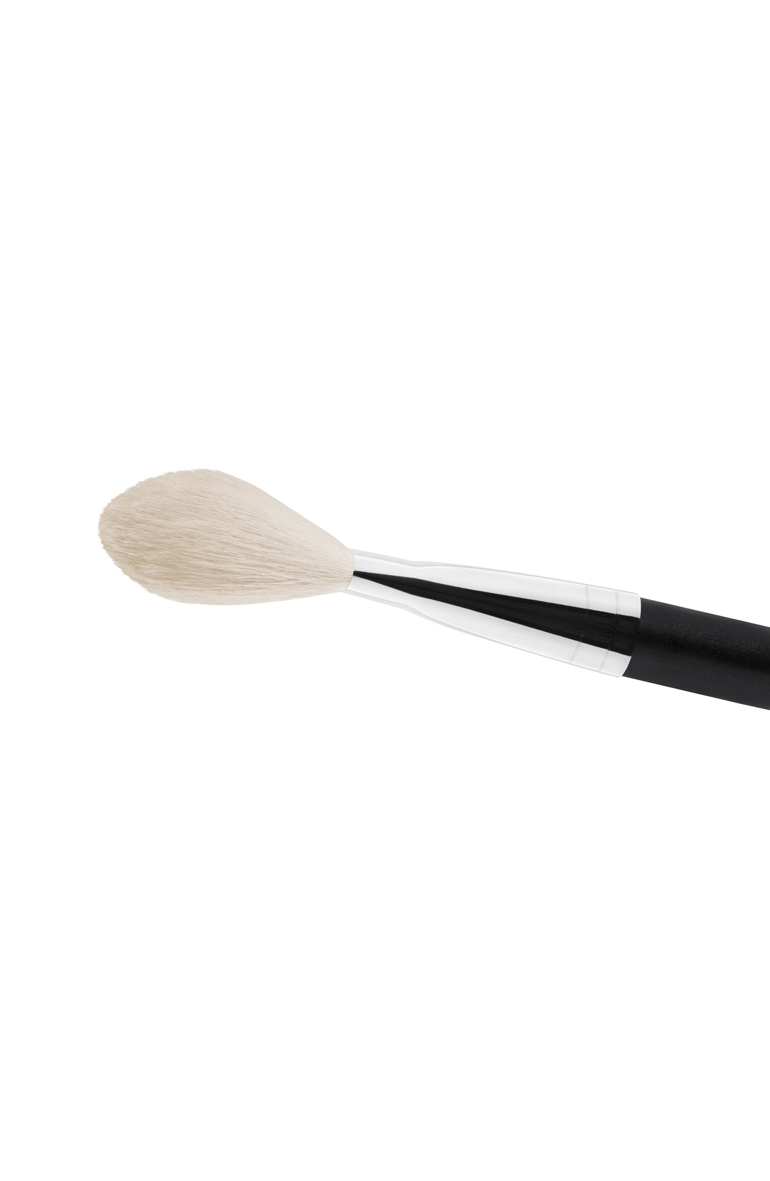 MAC 135 Large Flat Powder Brush,                             Alternate thumbnail 2, color,                             000