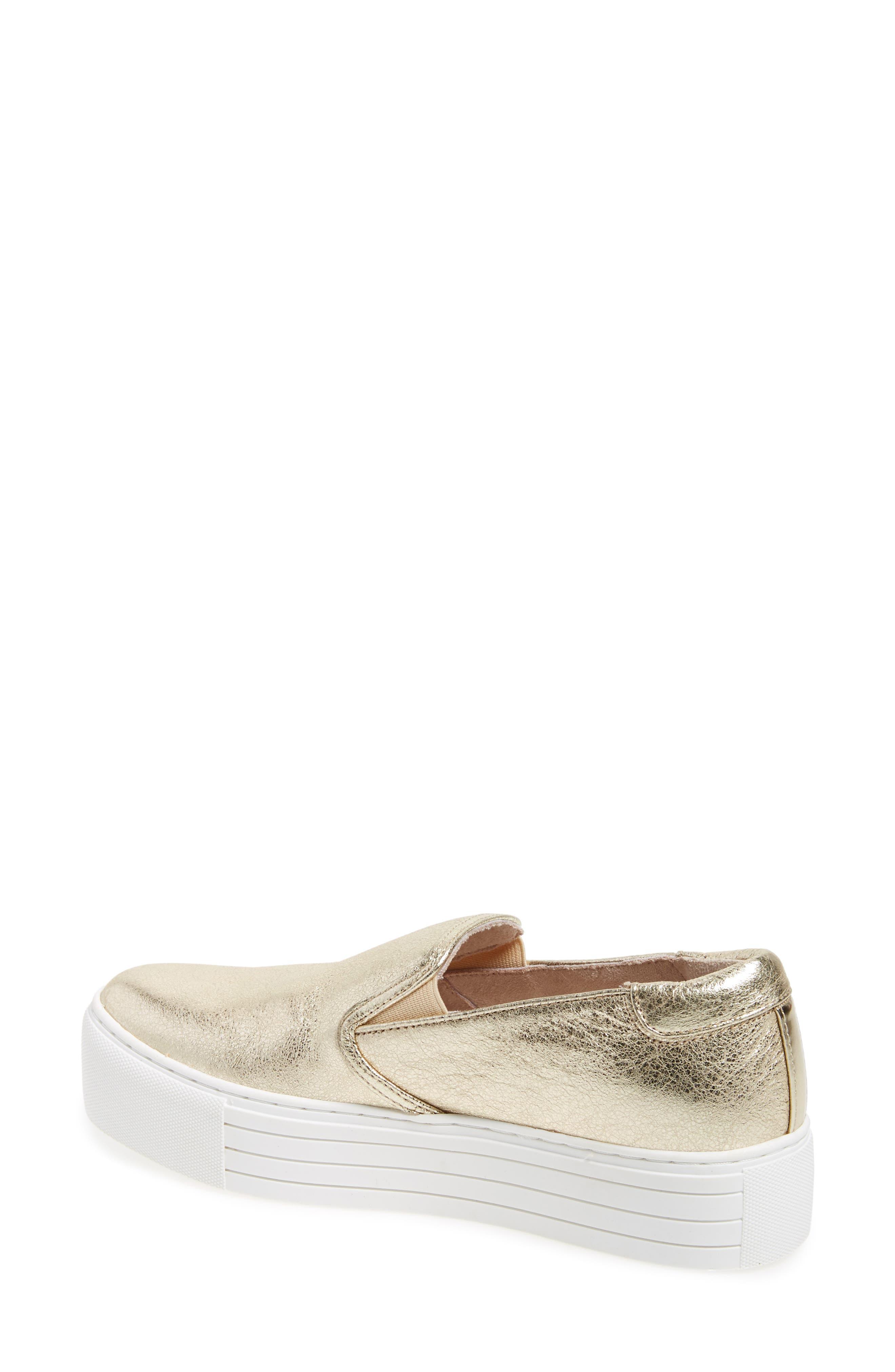 Joanie Slip-On Platform Sneaker,                             Alternate thumbnail 24, color,