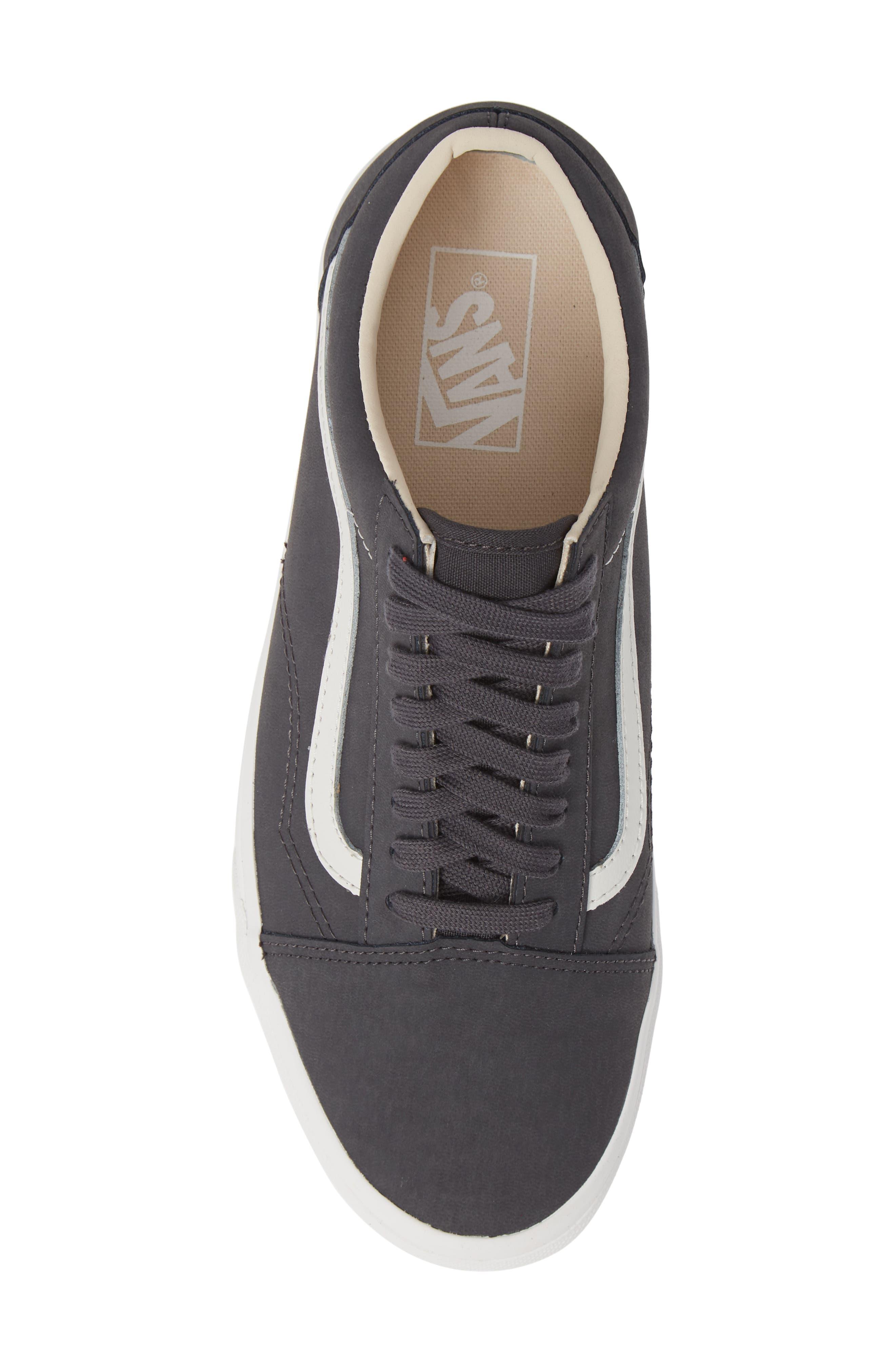 Buck Old Skool Sneaker,                             Alternate thumbnail 5, color,                             021