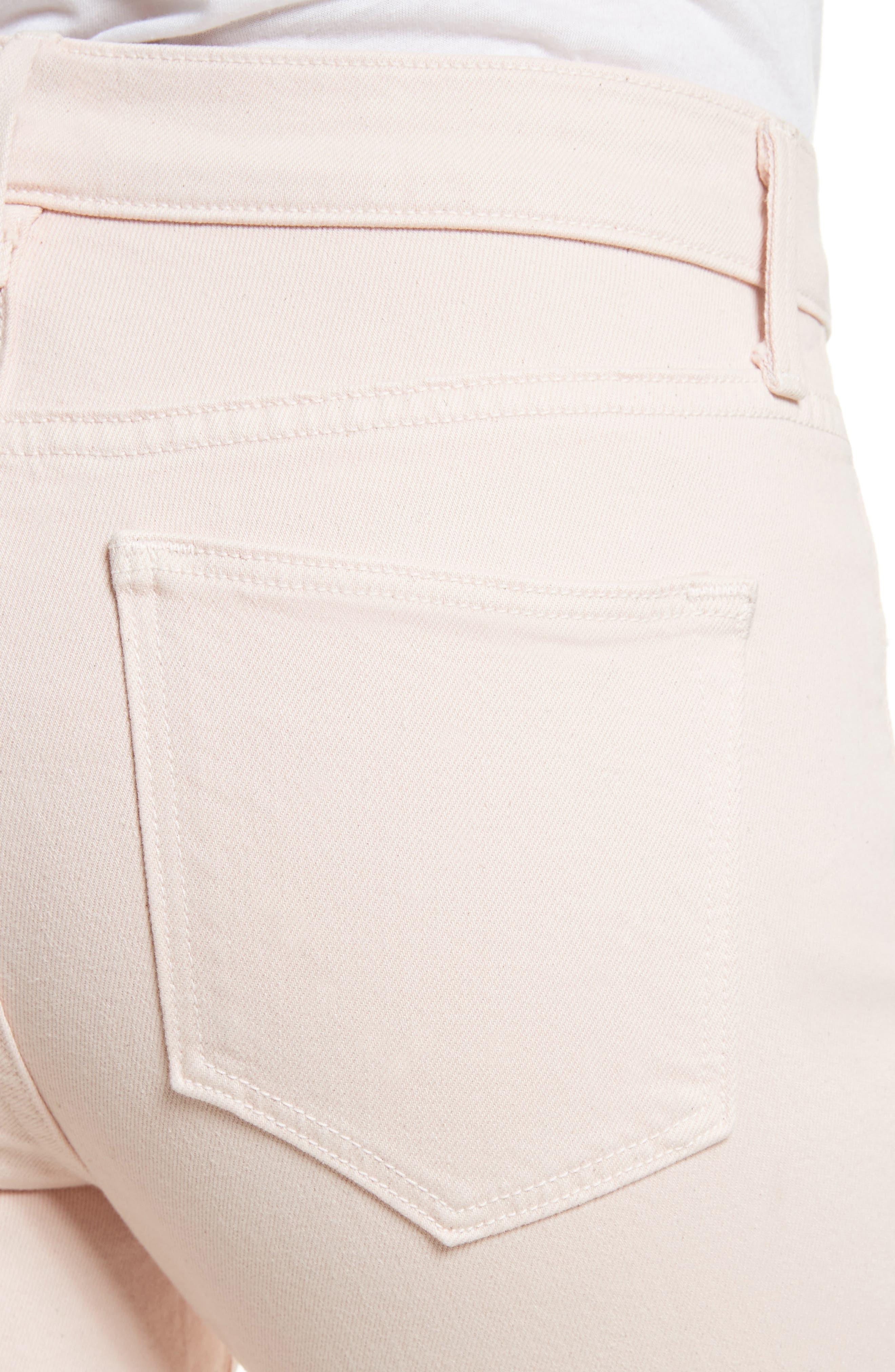 Skinny Crop Jeans,                             Alternate thumbnail 16, color,