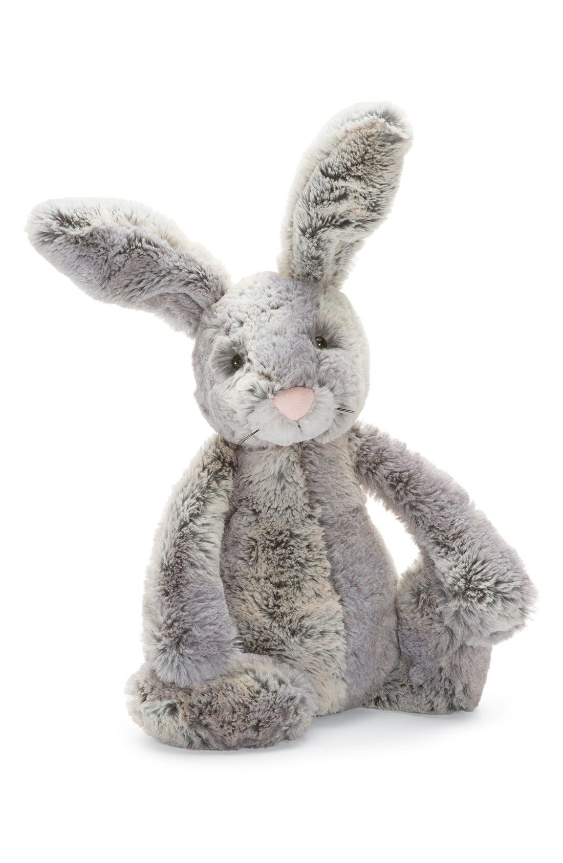 JELLYCAT,                             'Wowser Hare' Stuffed Animal,                             Main thumbnail 1, color,                             020