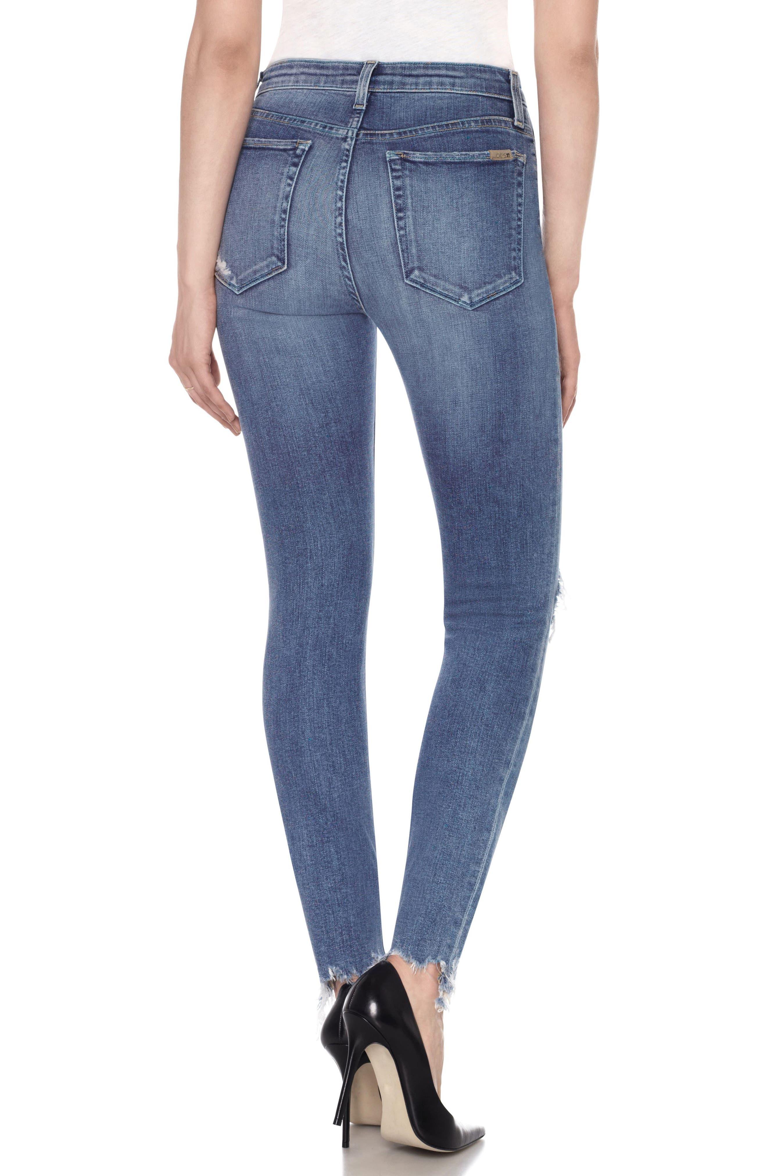 Charlie Ankle Skinny Jeans,                             Alternate thumbnail 2, color,                             415
