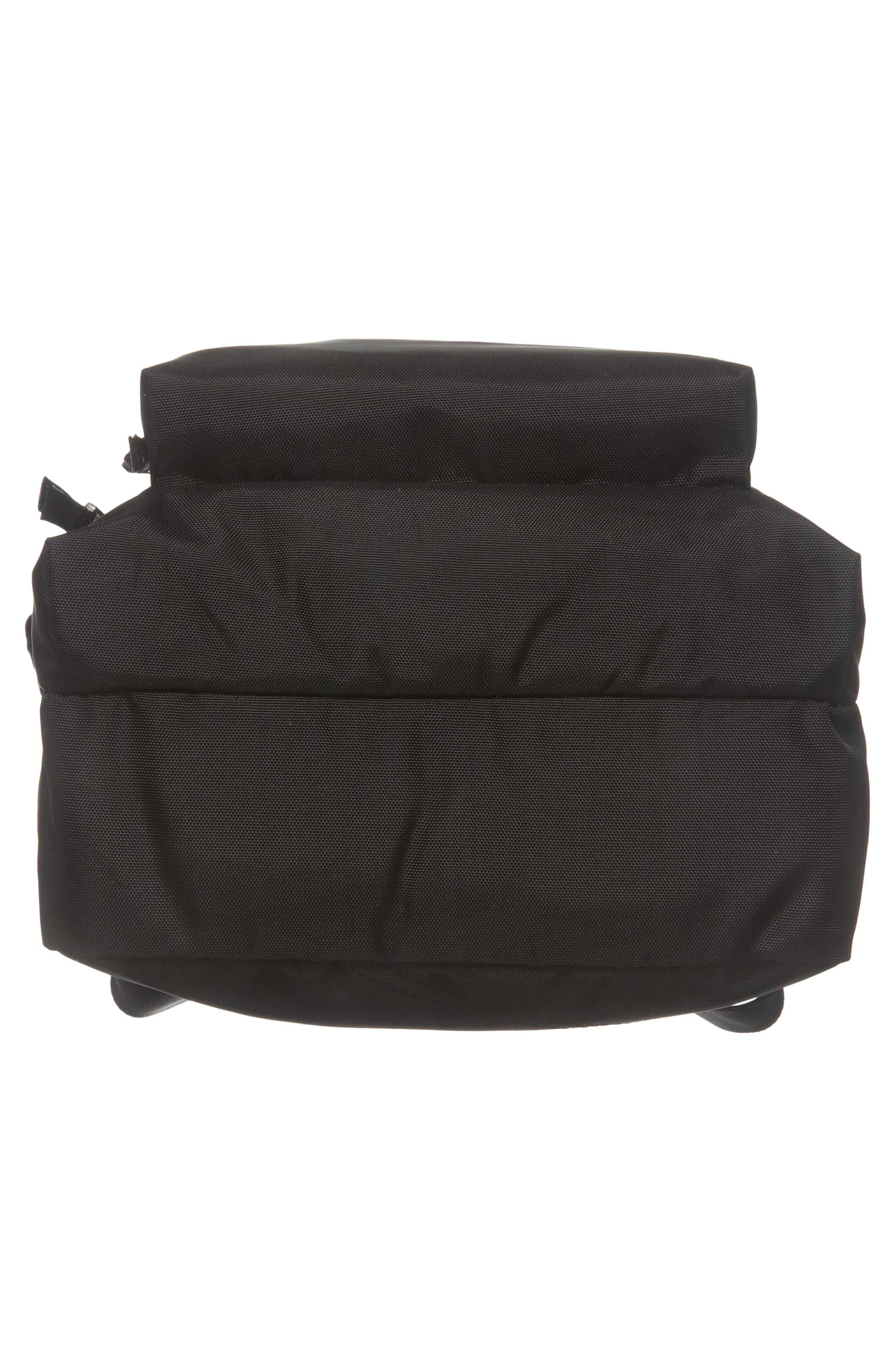 Medium Sport Trek Backpack,                             Alternate thumbnail 6, color,                             BLACK