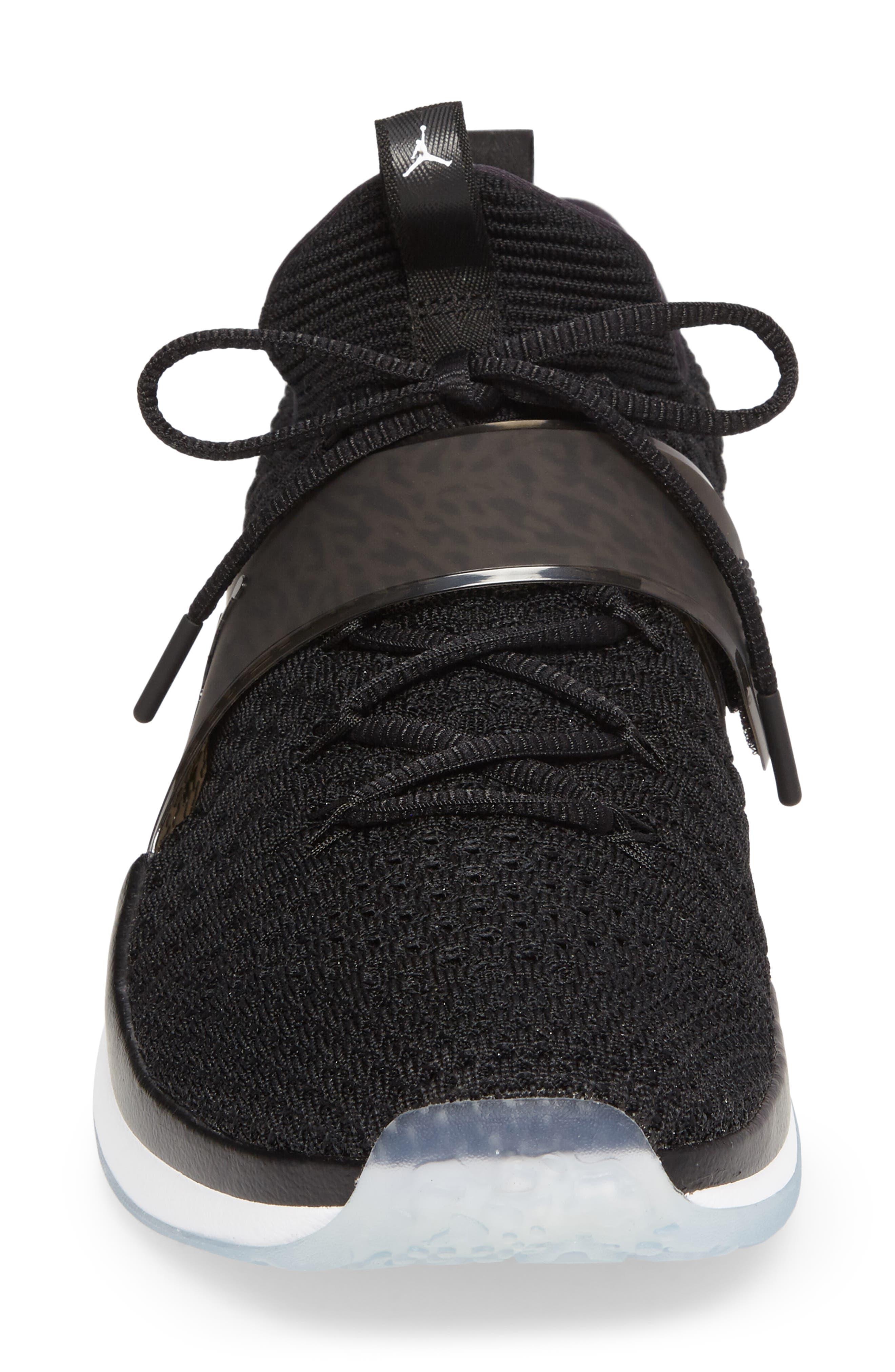 Jordan Flyknit Trainer 2 Low Sneaker,                             Alternate thumbnail 16, color,