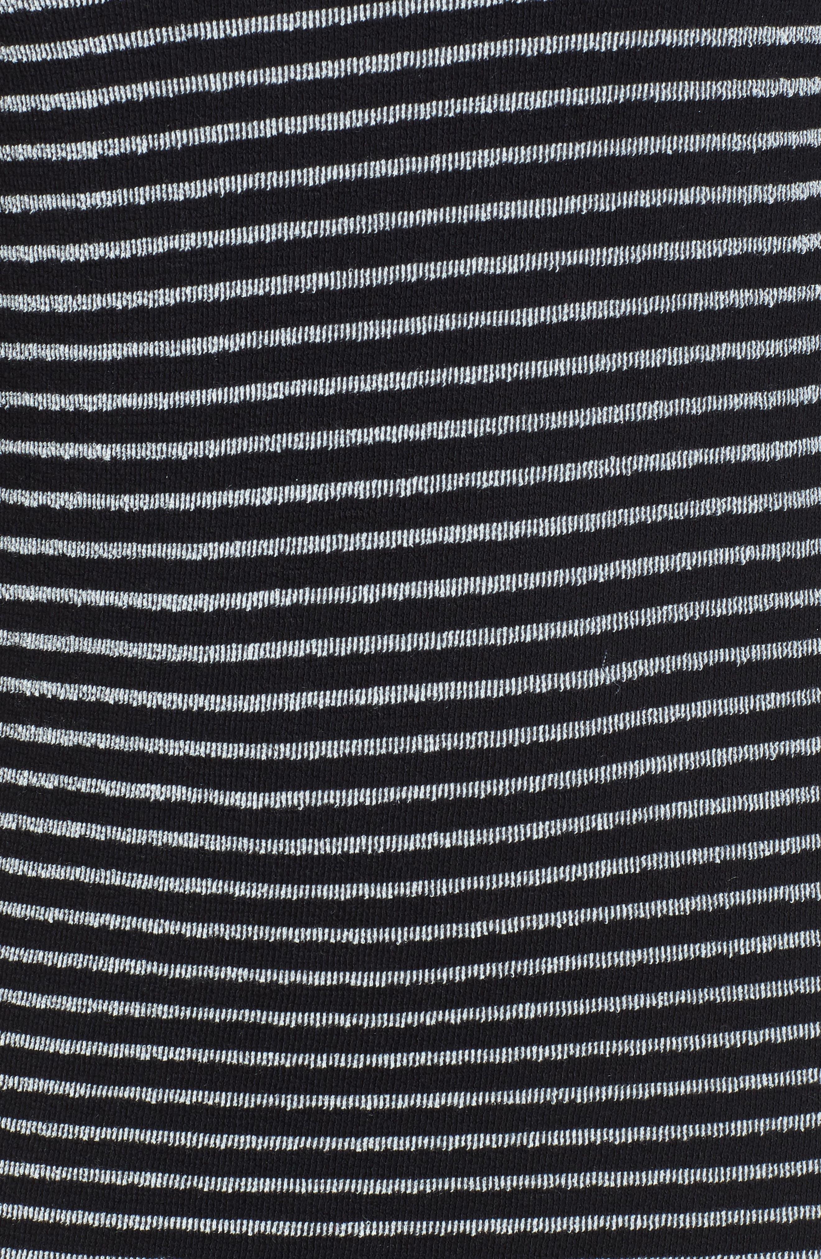 Ruffle Sleeve Knit Dress,                             Alternate thumbnail 14, color,