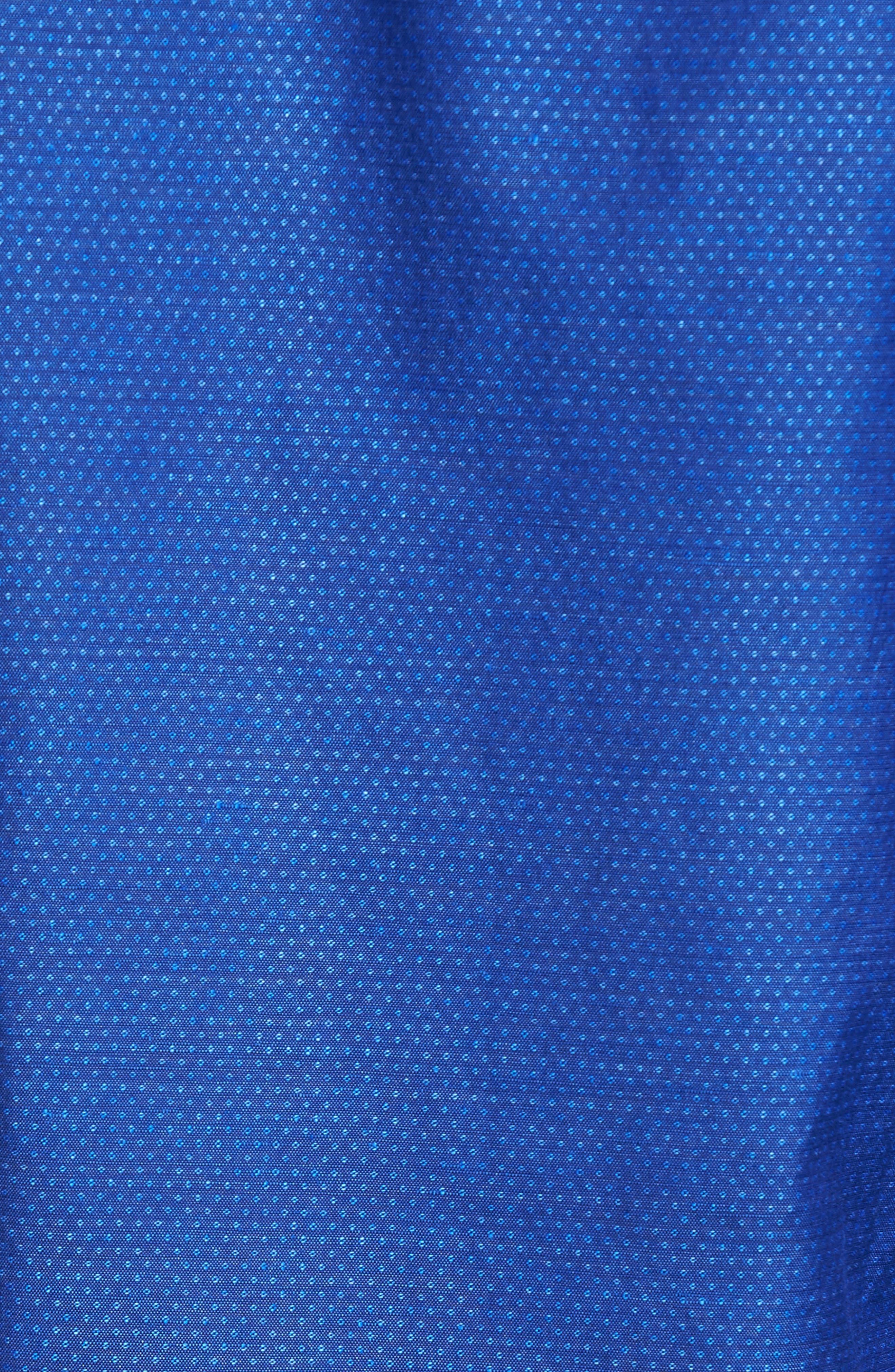 Dobby Cotton & Linen Sport Shirt,                             Alternate thumbnail 19, color,