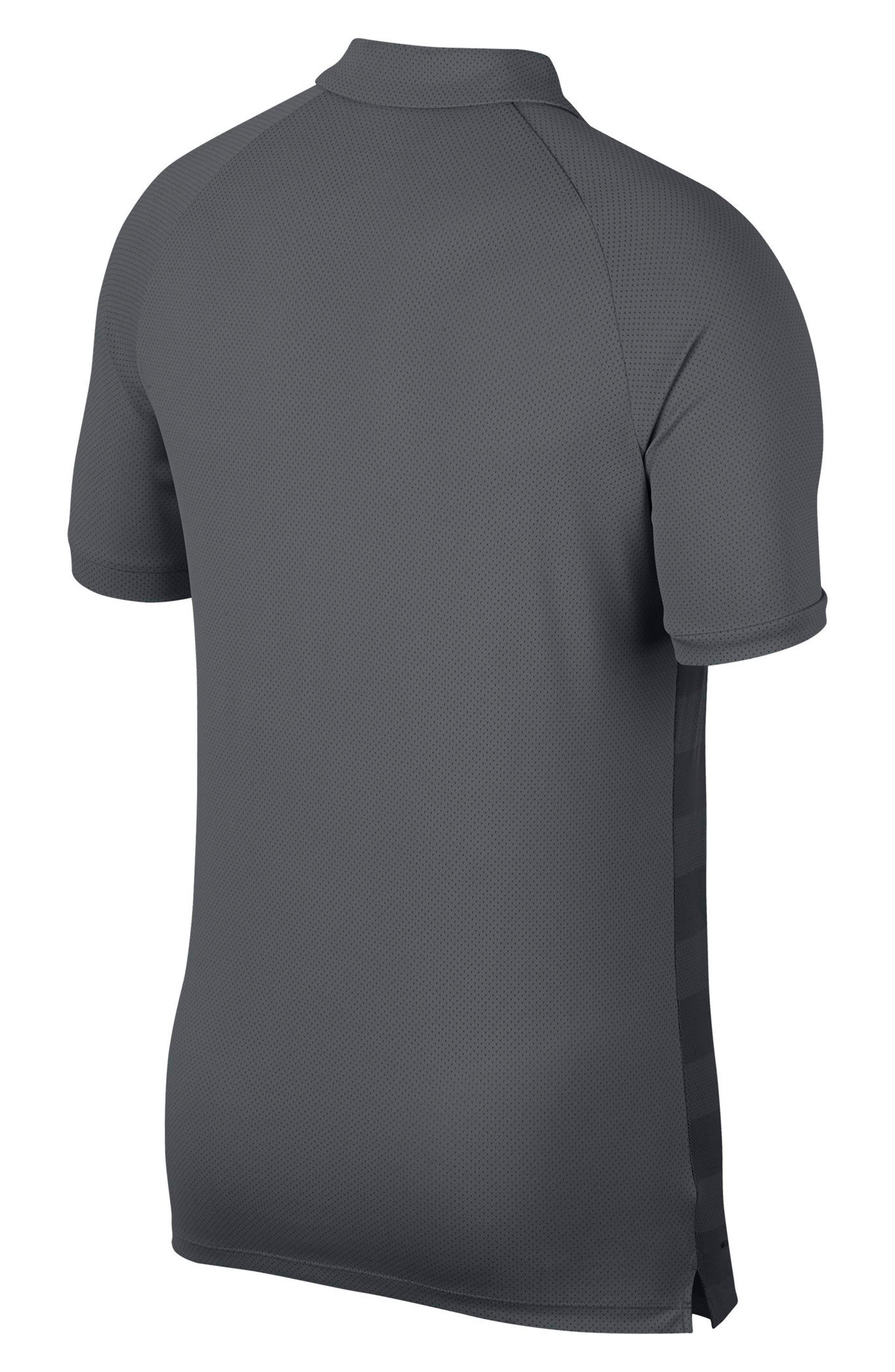 Stripe Polo Shirt,                             Alternate thumbnail 7, color,                             021