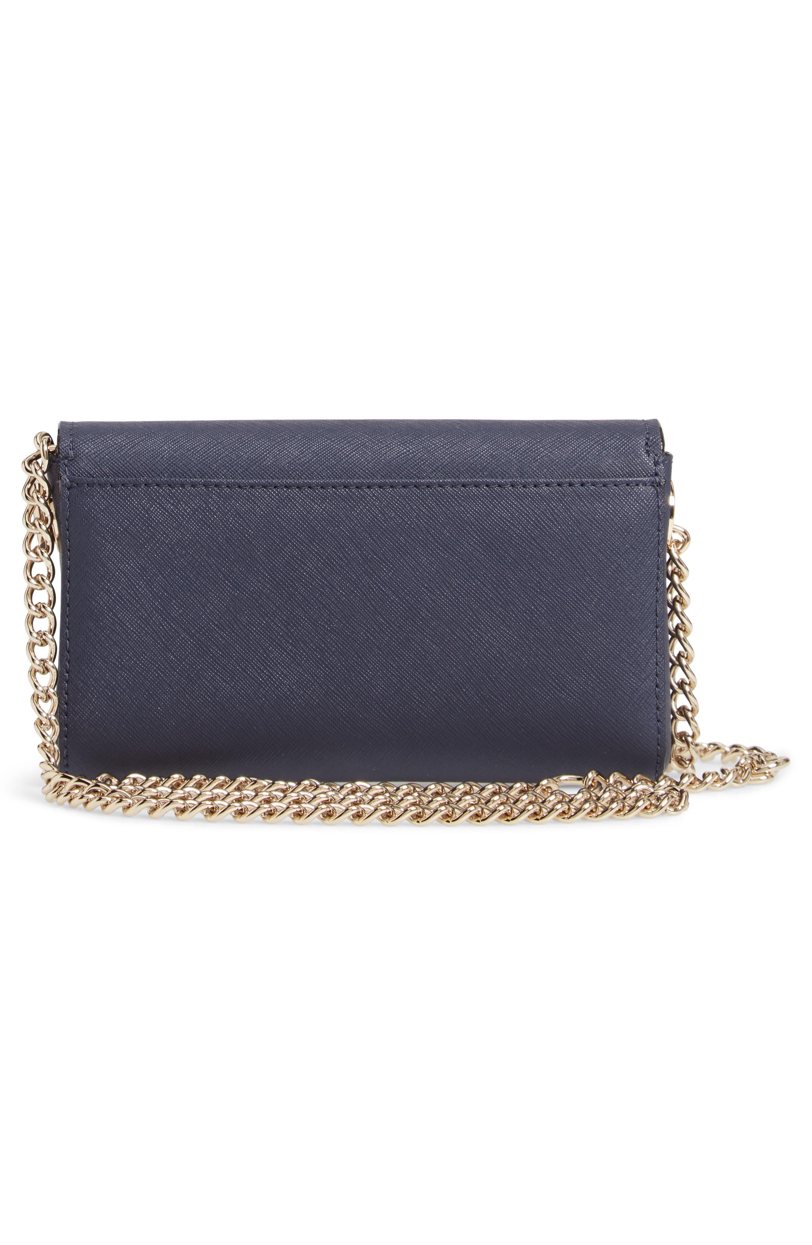 cameron street - delilah belt bag,                             Alternate thumbnail 3, color,                             BLAZER BLUE