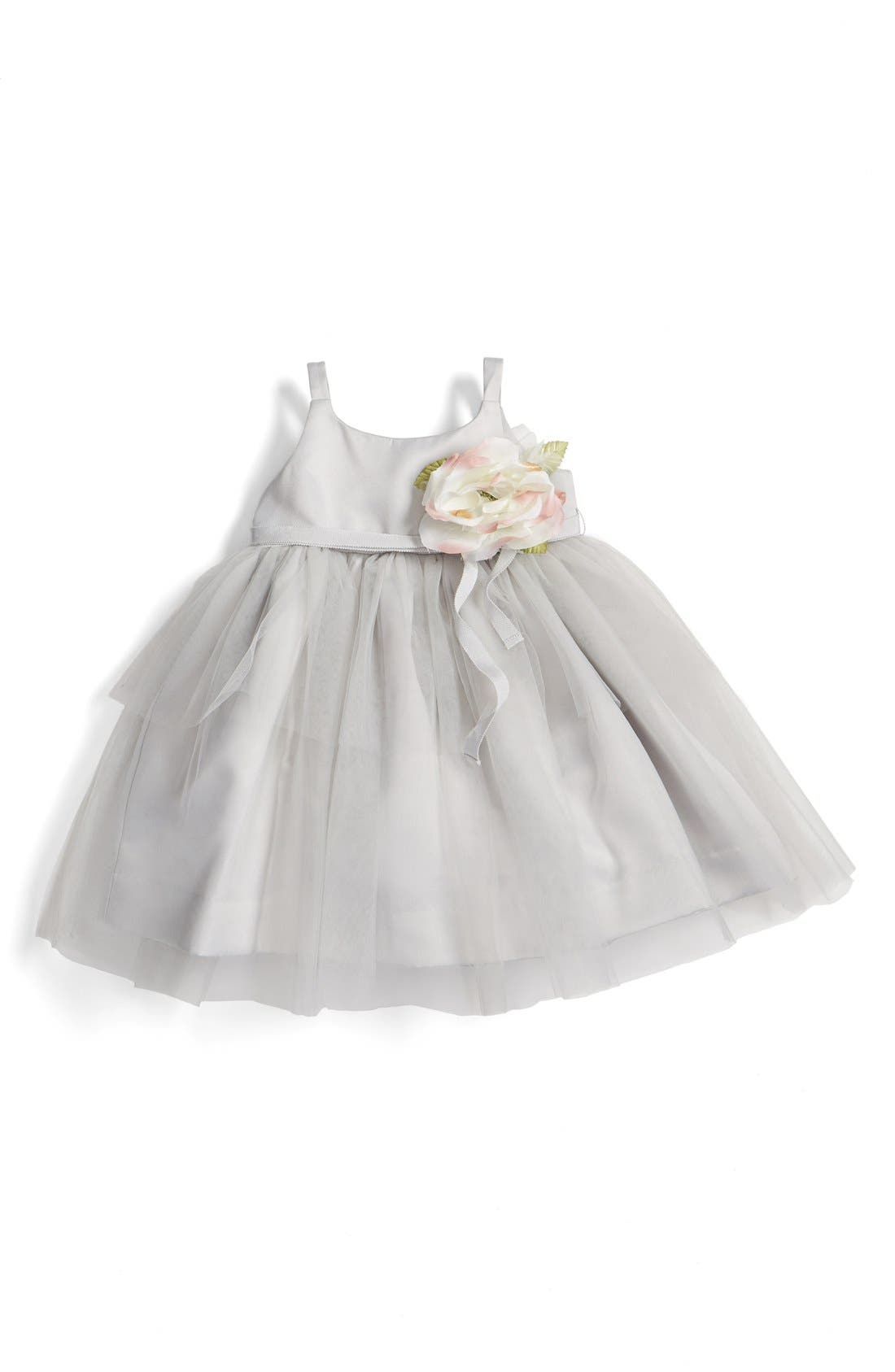 Tulle Ballerina Dress,                             Main thumbnail 4, color,