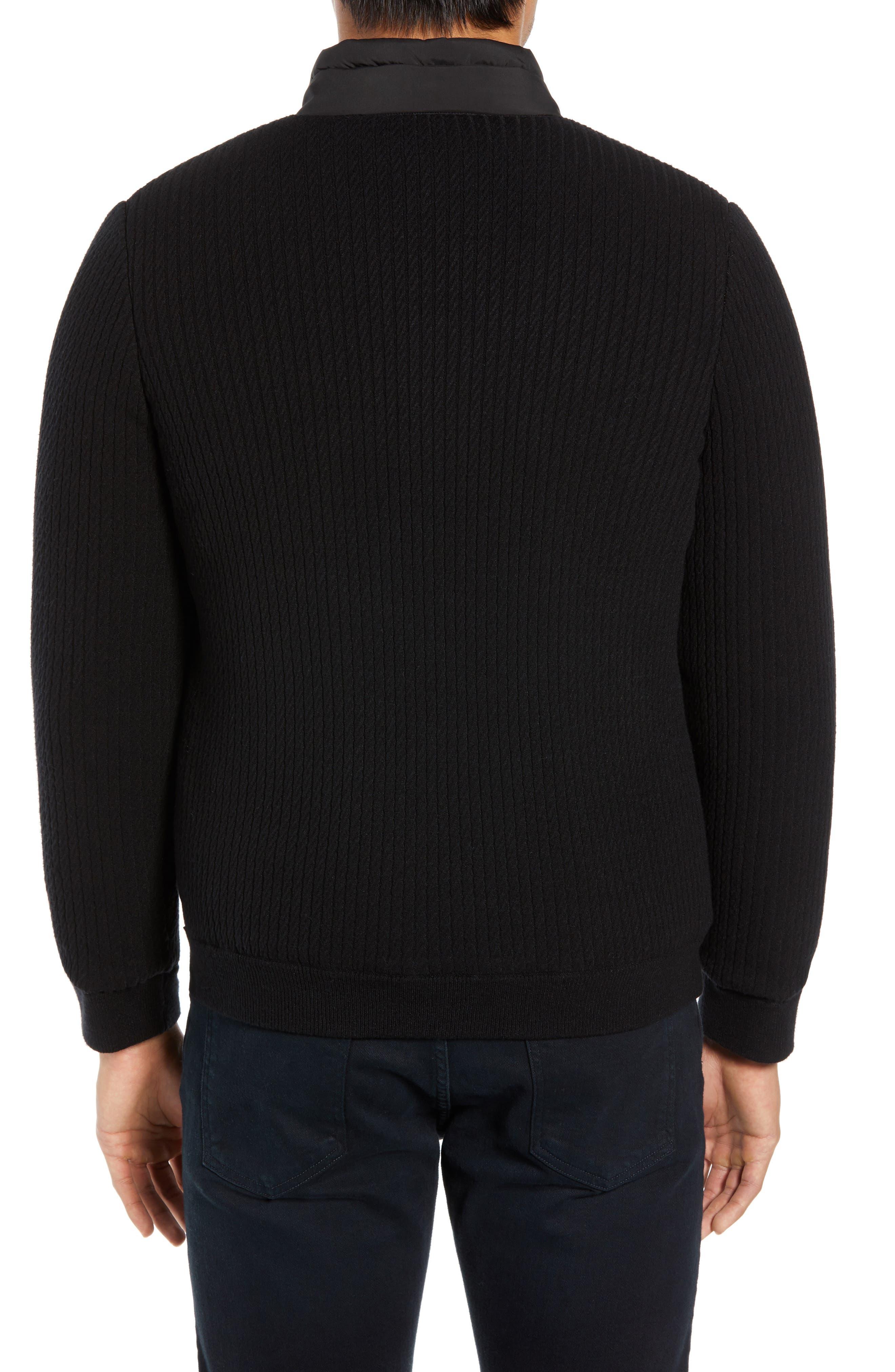 ZACHARY PRELL,                             Federal Jacket,                             Alternate thumbnail 2, color,                             BLACK