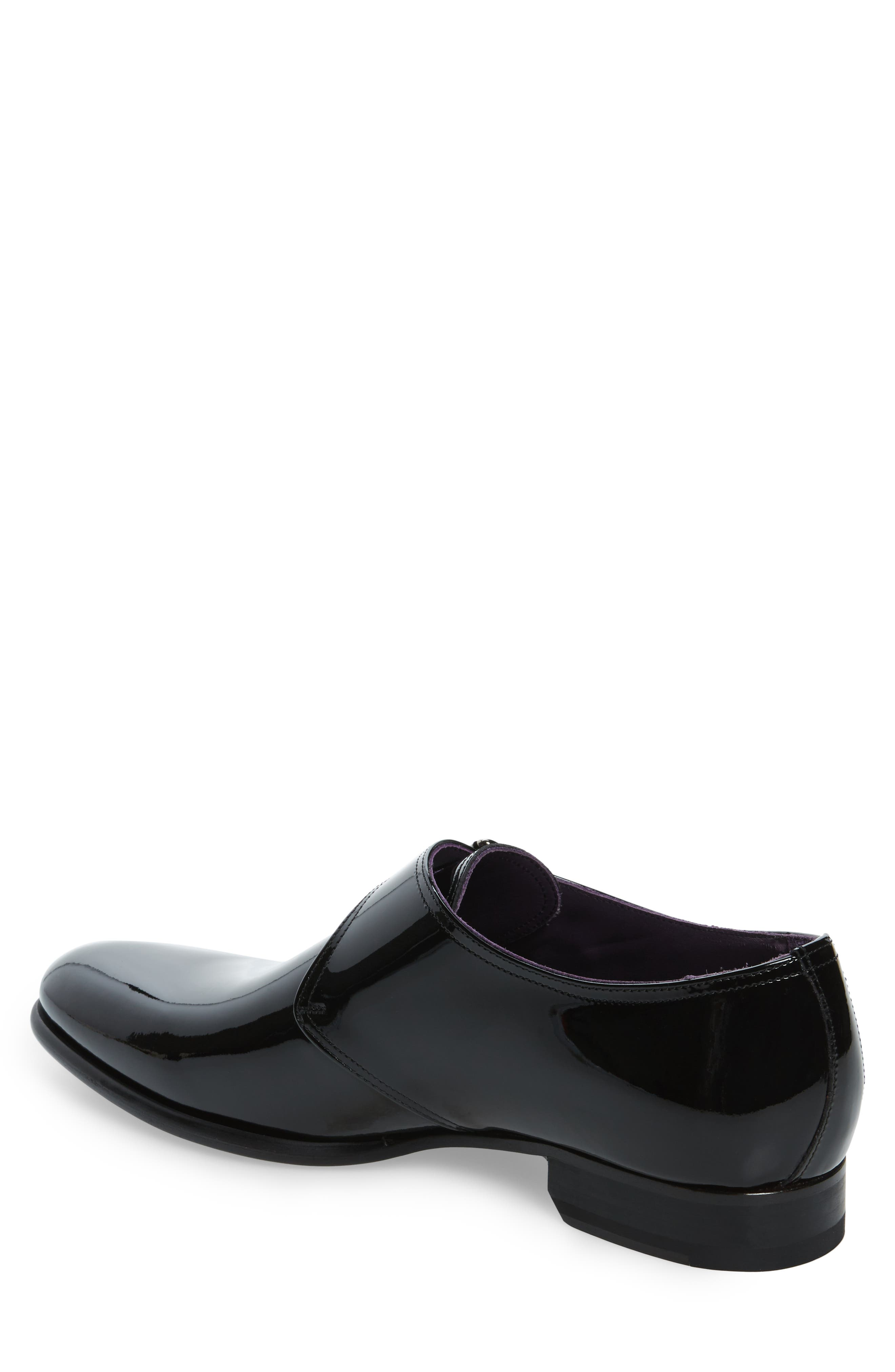 Emmett Monk Strap Shoe,                             Alternate thumbnail 7, color,