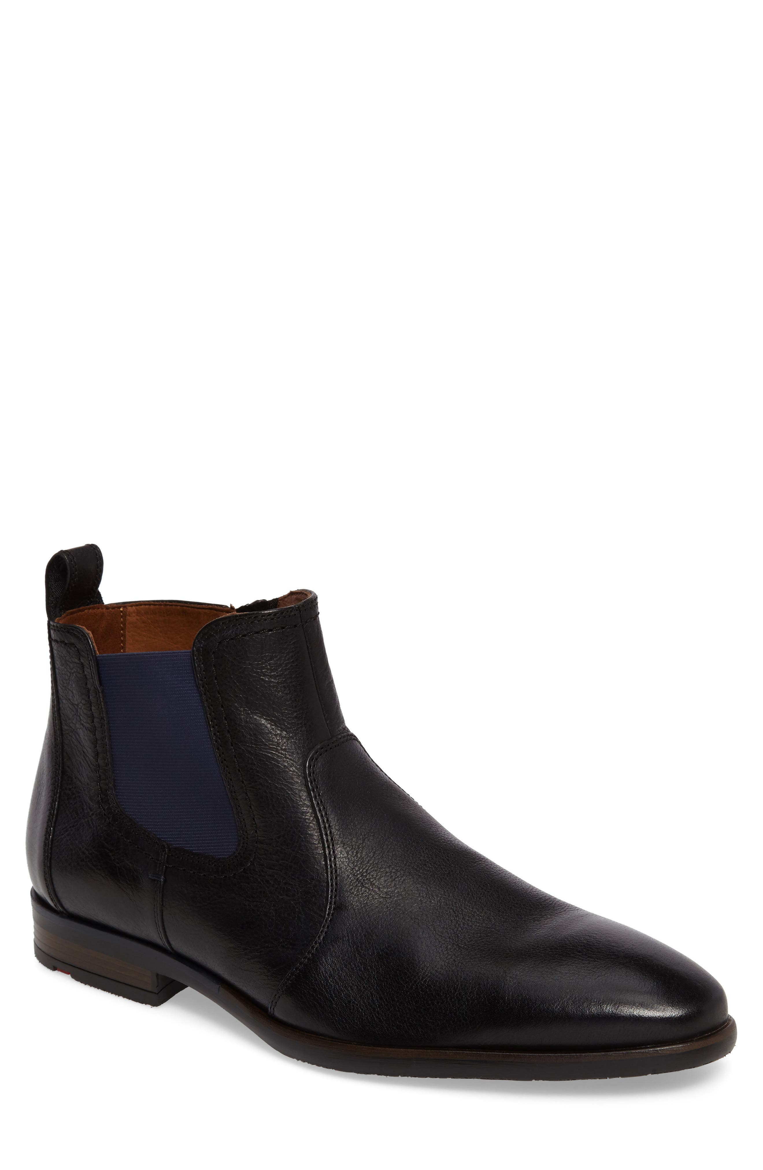 Dylan Chelsea Boot,                             Main thumbnail 1, color,                             001