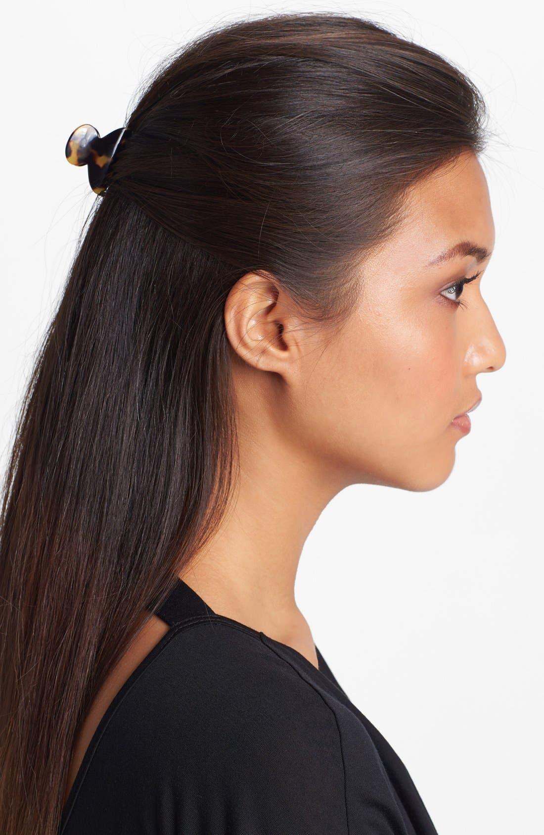 'Mini Couture' Jaw Clip,                             Alternate thumbnail 3, color,                             TOKYO