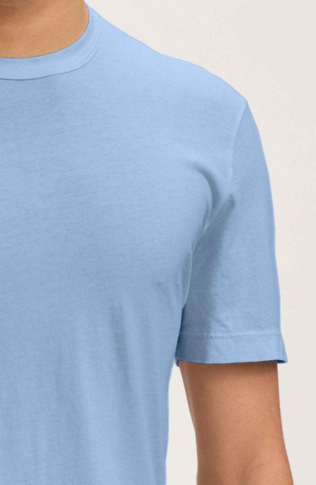 Crewneck Jersey T-Shirt,                             Alternate thumbnail 184, color,