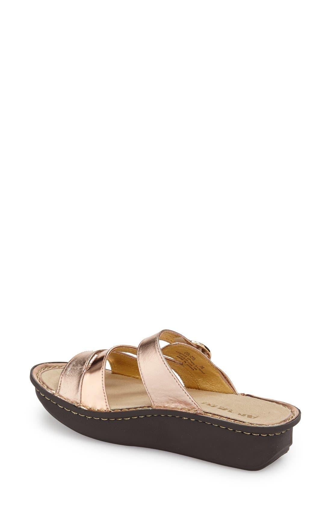 'Colette' Platform Sandal,                             Alternate thumbnail 40, color,