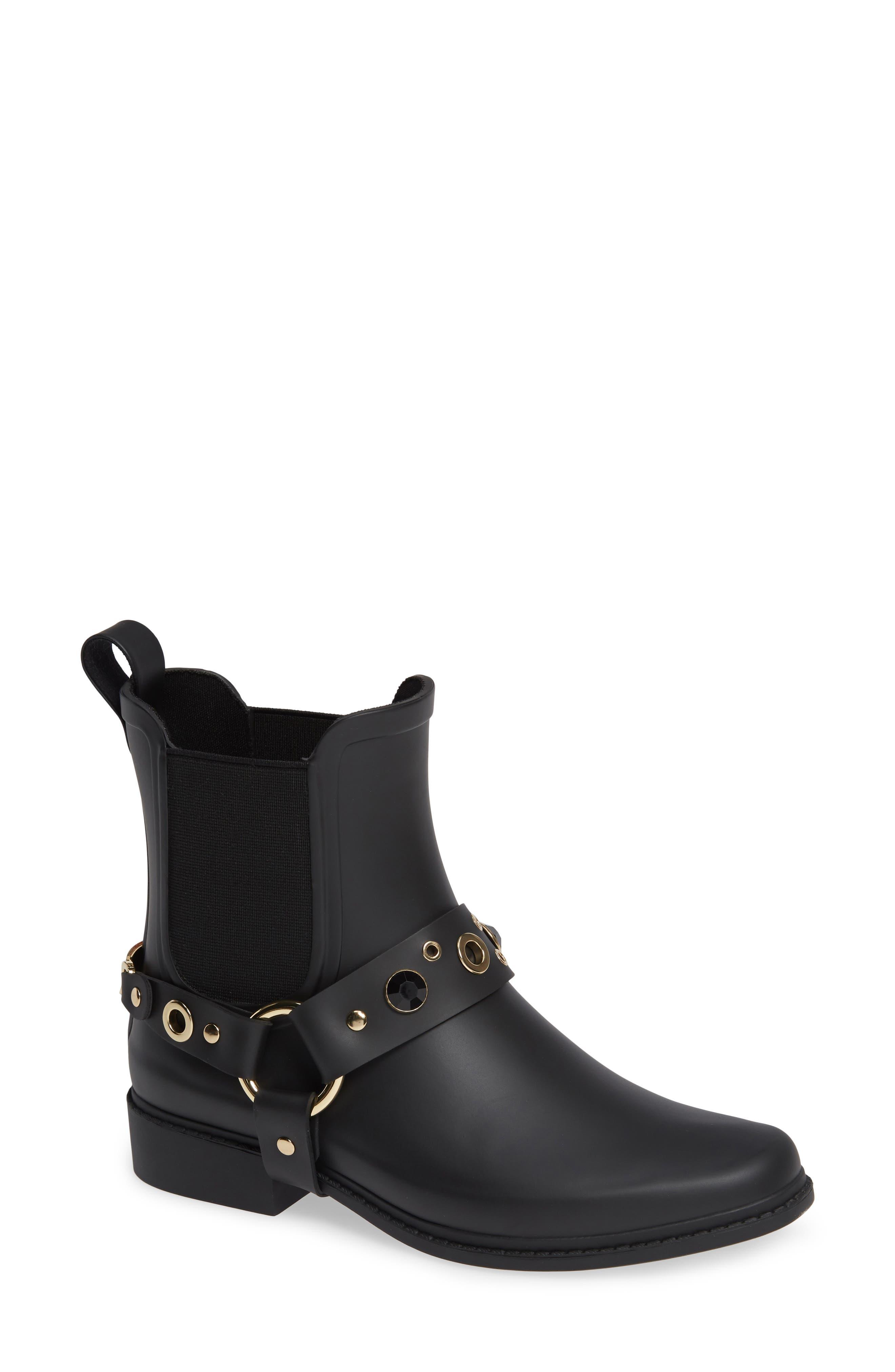 Karl Lagerfeld Paris Lynn Waterproof Boot, Black