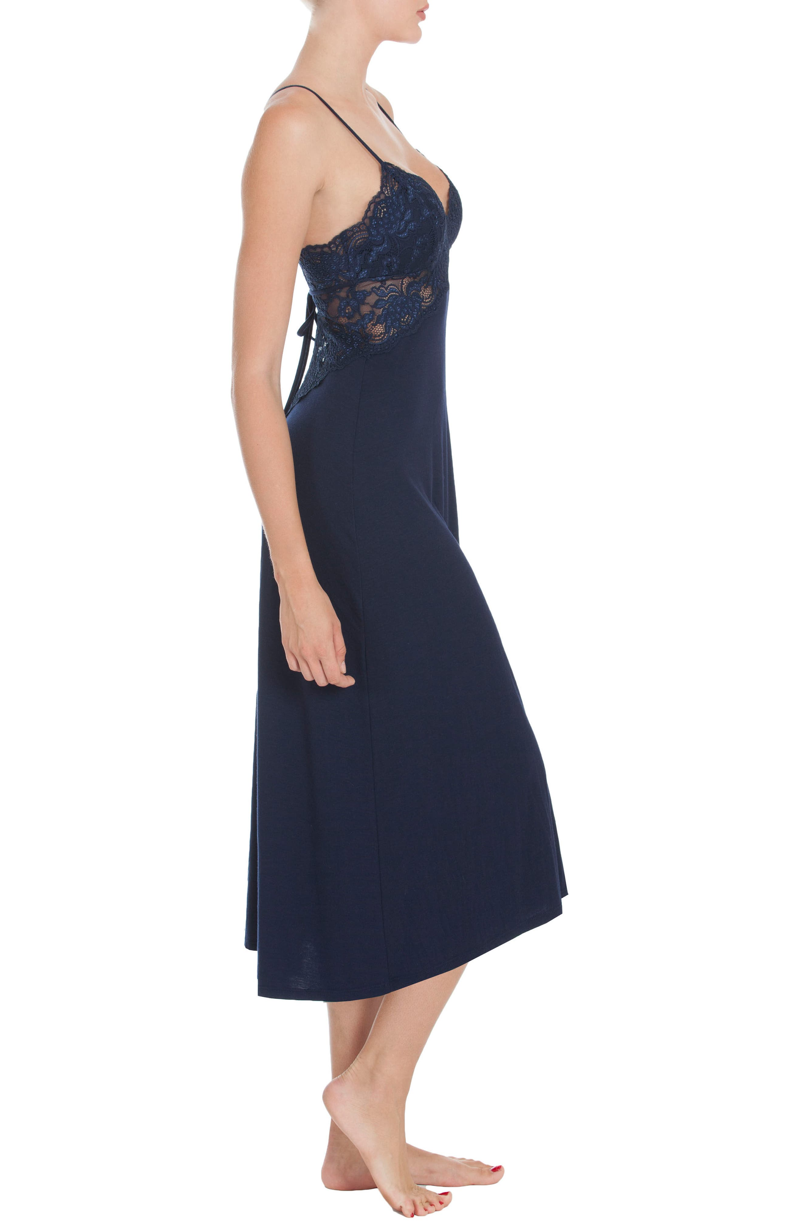 In Bloom by Jonquil Nightgown,                             Alternate thumbnail 3, color,                             400