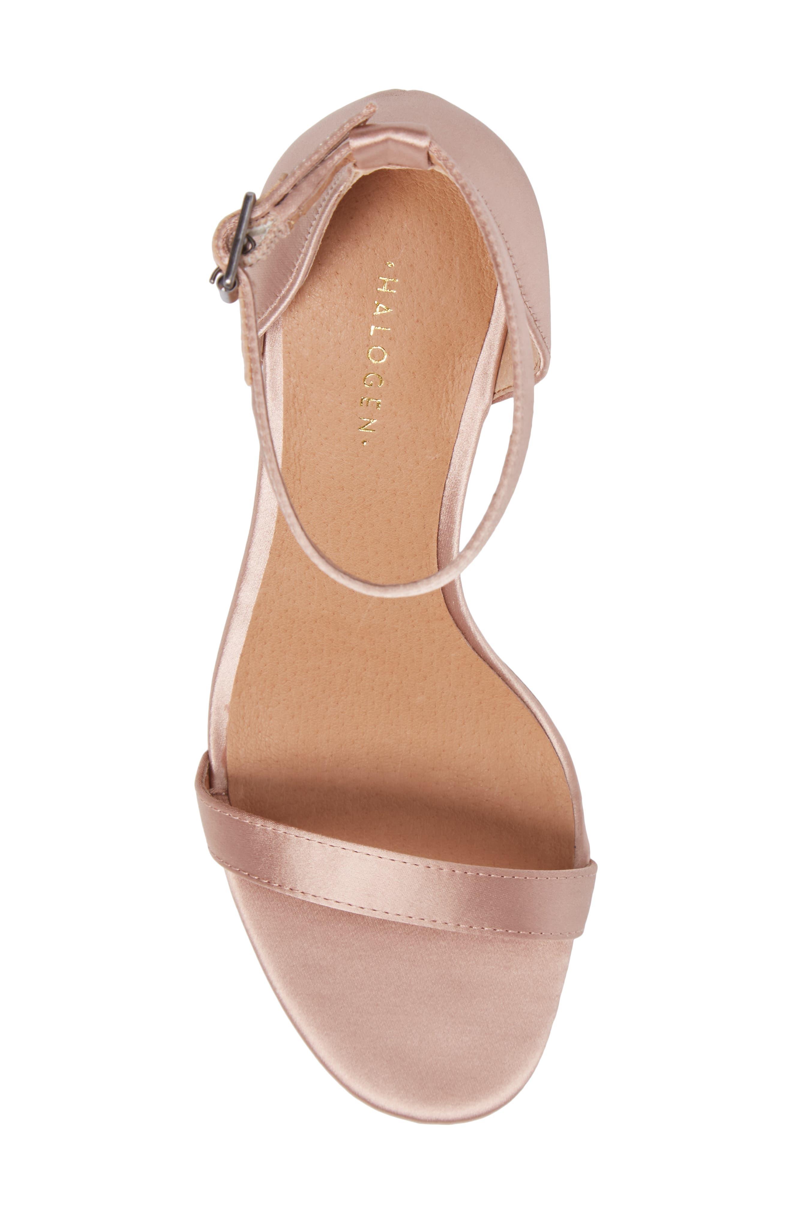 Audrey Ankle Strap Sandal,                             Alternate thumbnail 100, color,