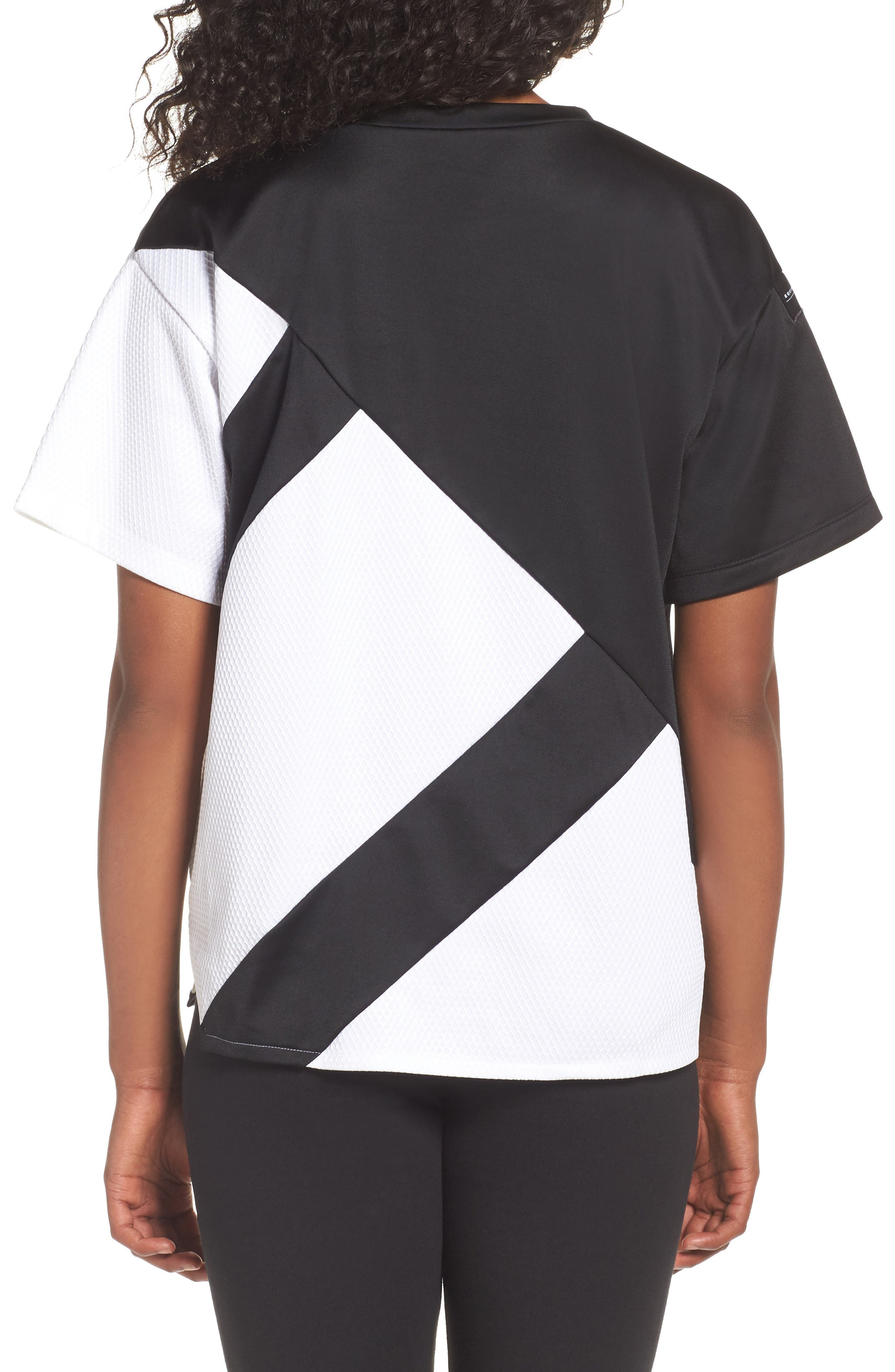 originals EQT Block Tee,                             Alternate thumbnail 2, color,