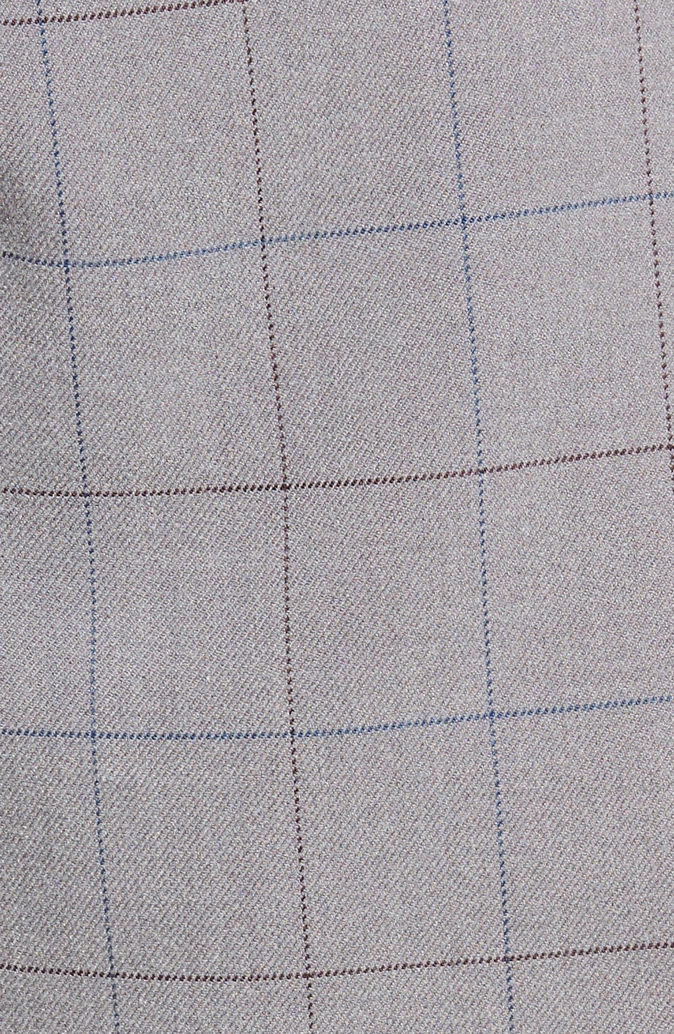 Rickles Regular Fit Shorts,                             Alternate thumbnail 5, color,                             020