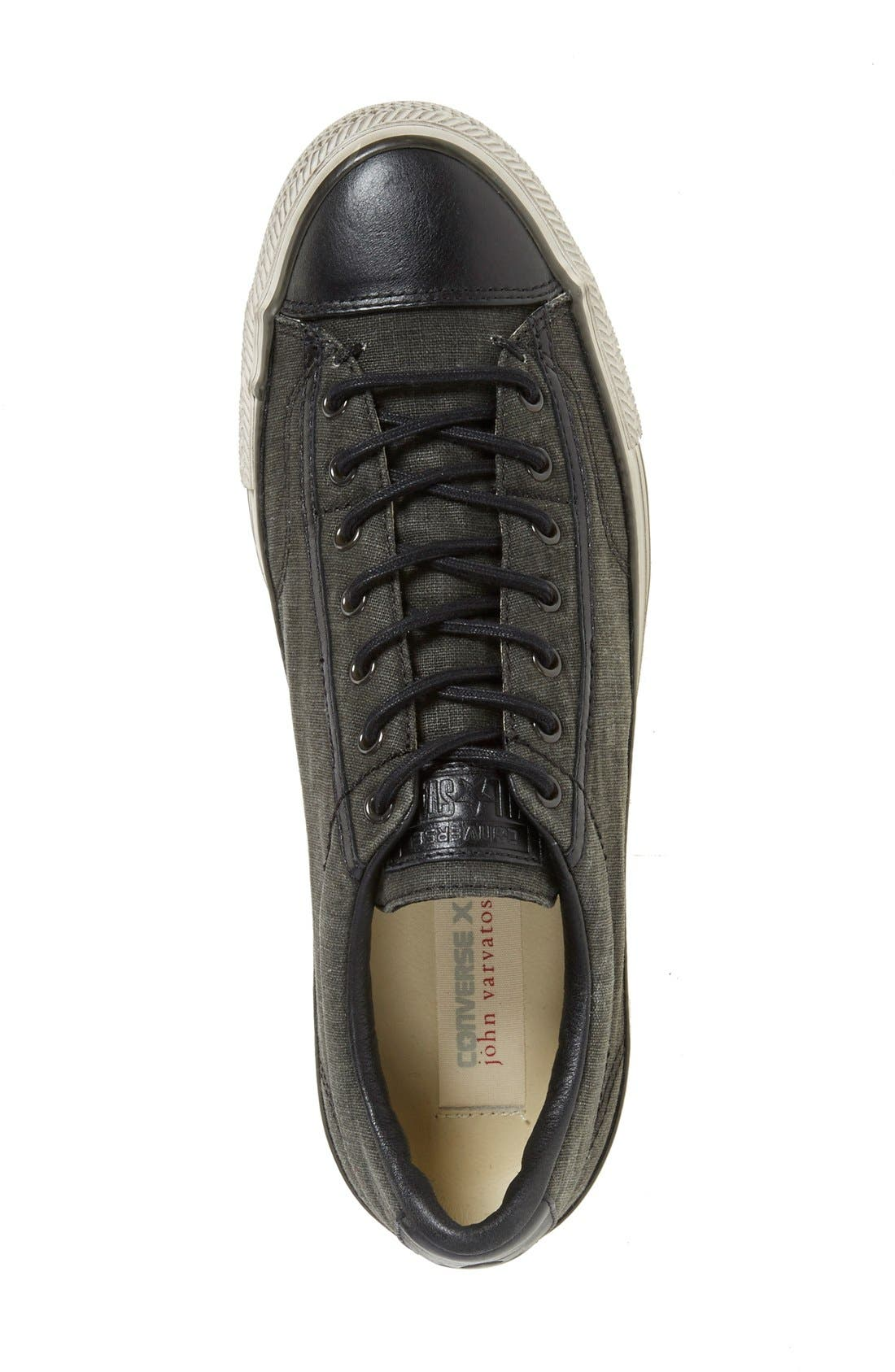 CONVERSE BY JOHN VARVATOS,                             Chuck Taylor<sup>®</sup> All Star<sup>®</sup> Sneaker,                             Alternate thumbnail 4, color,                             013