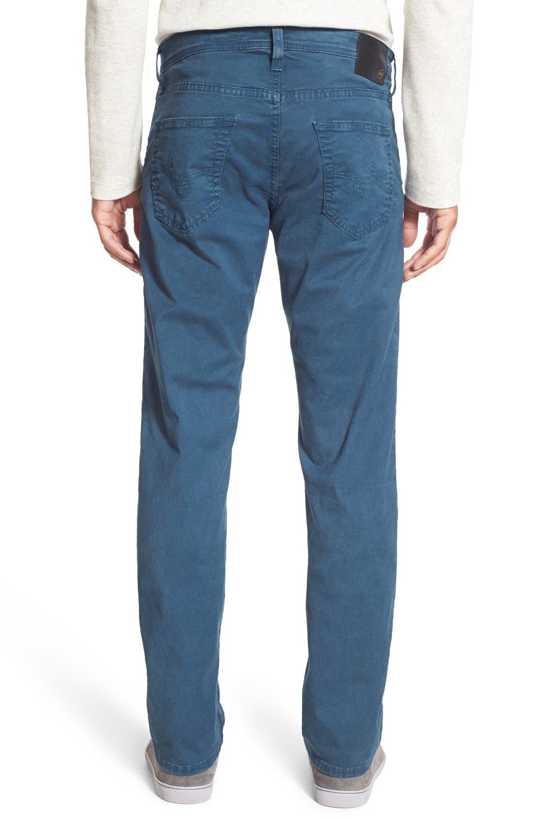 'Matchbox BES' Slim Fit Pants,                             Alternate thumbnail 126, color,