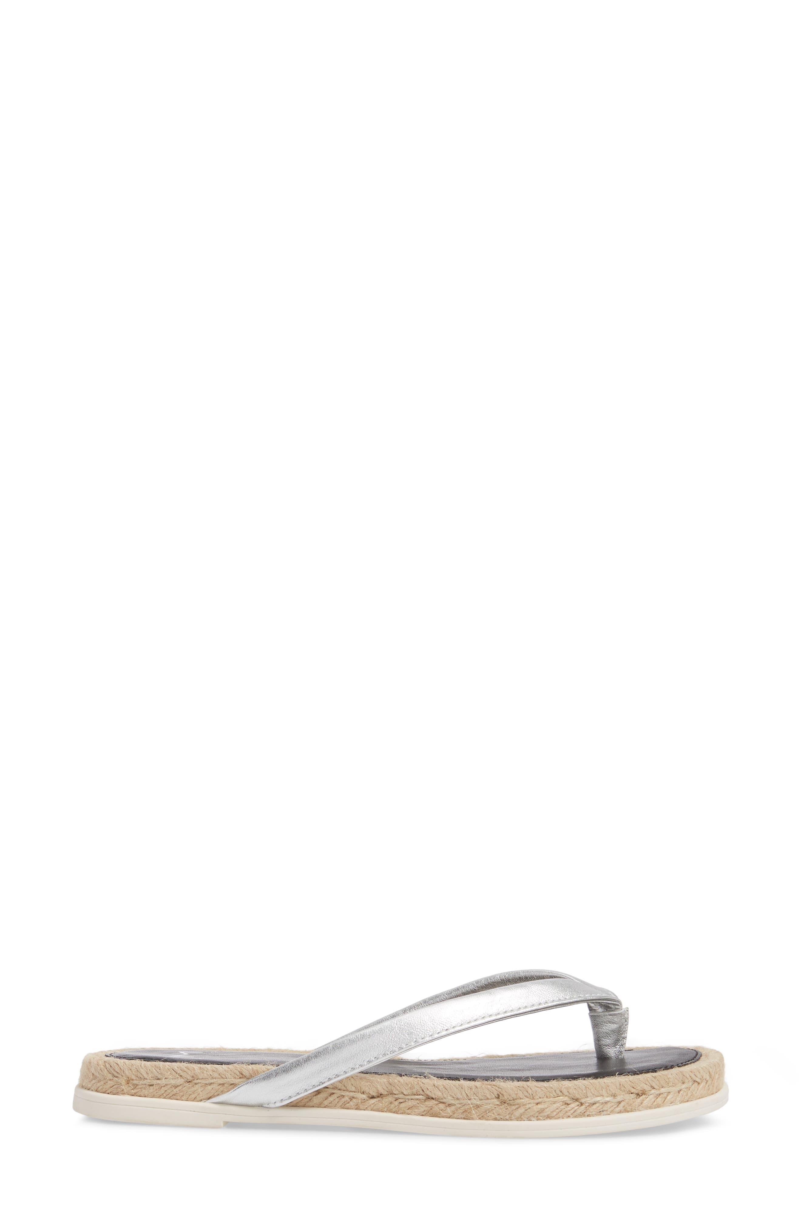 Utah Espadrille Sandal,                             Alternate thumbnail 8, color,