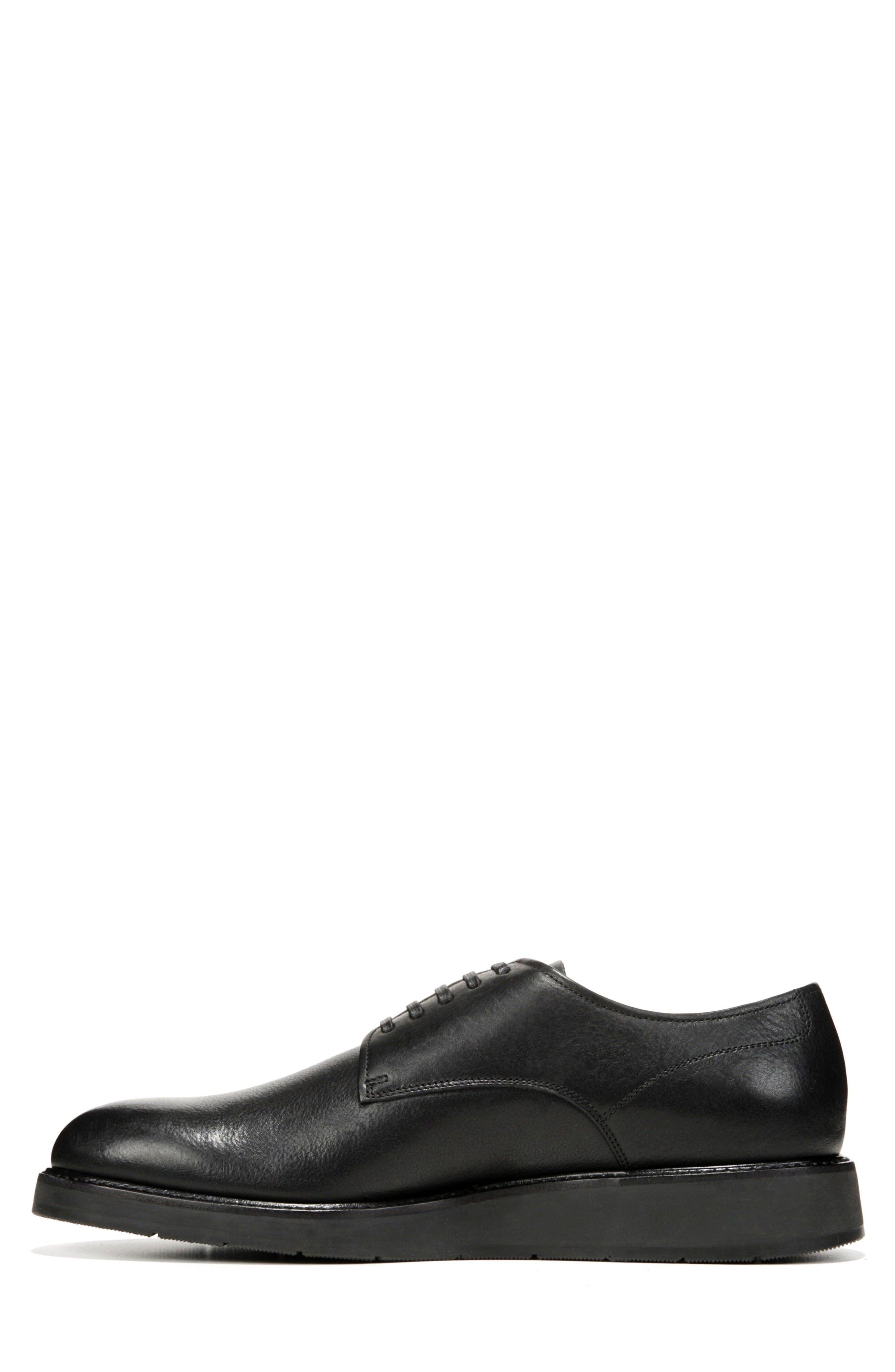 Proctor Plain Toe Derby,                             Alternate thumbnail 8, color,                             001