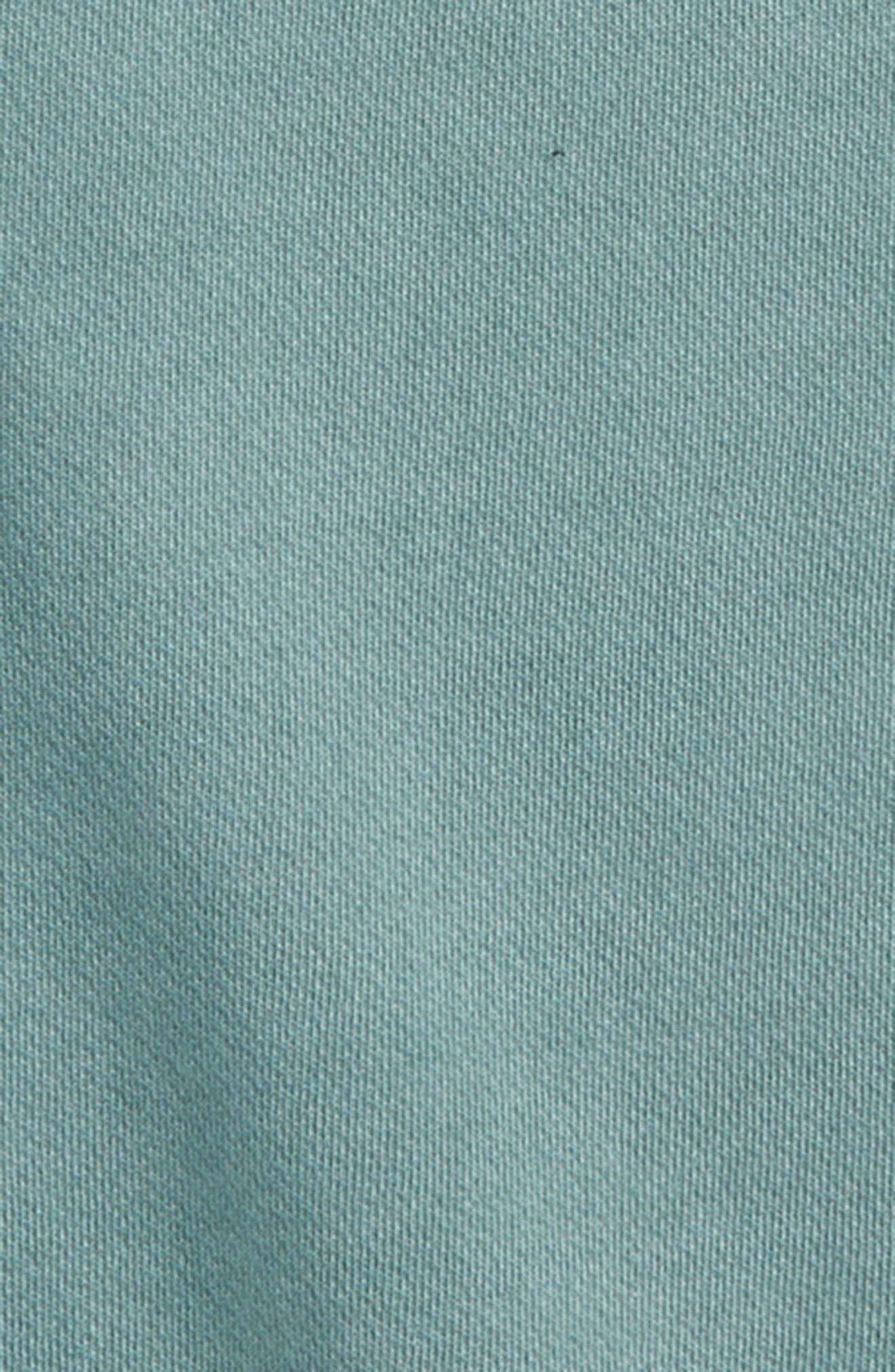 Washed Sweatshirt,                             Alternate thumbnail 2, color,                             445