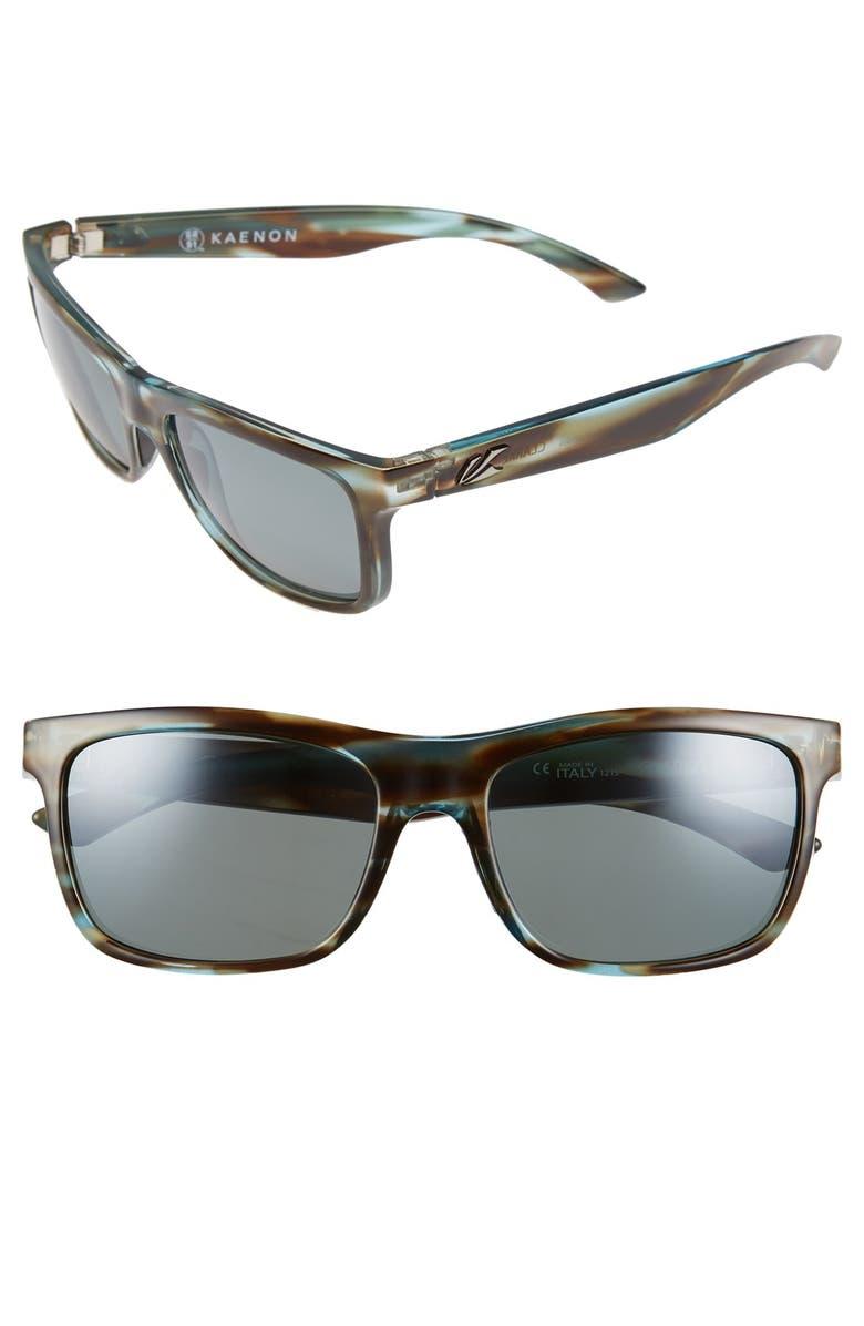 4e59cdcb75 Kaenon  Clarke  51mm Polarized Sunglasses