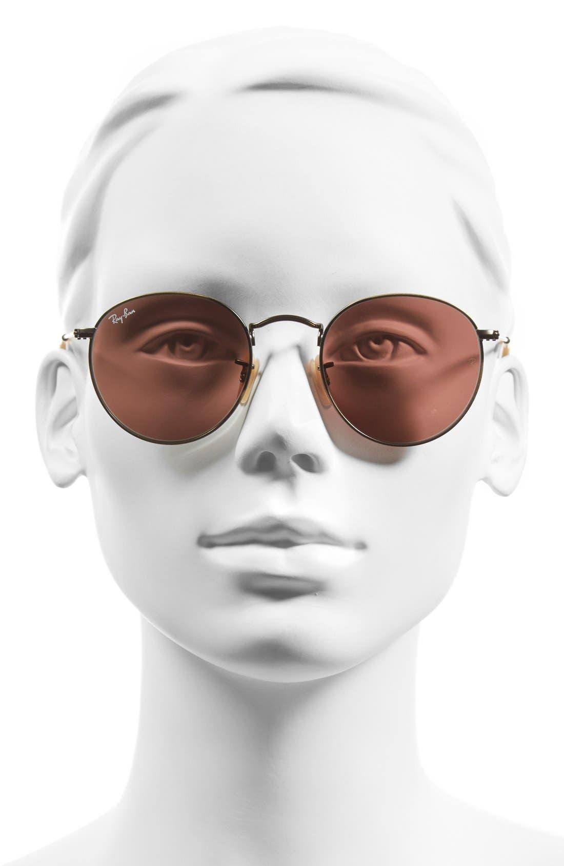 Icons 50mm Sunglasses,                             Alternate thumbnail 8, color,