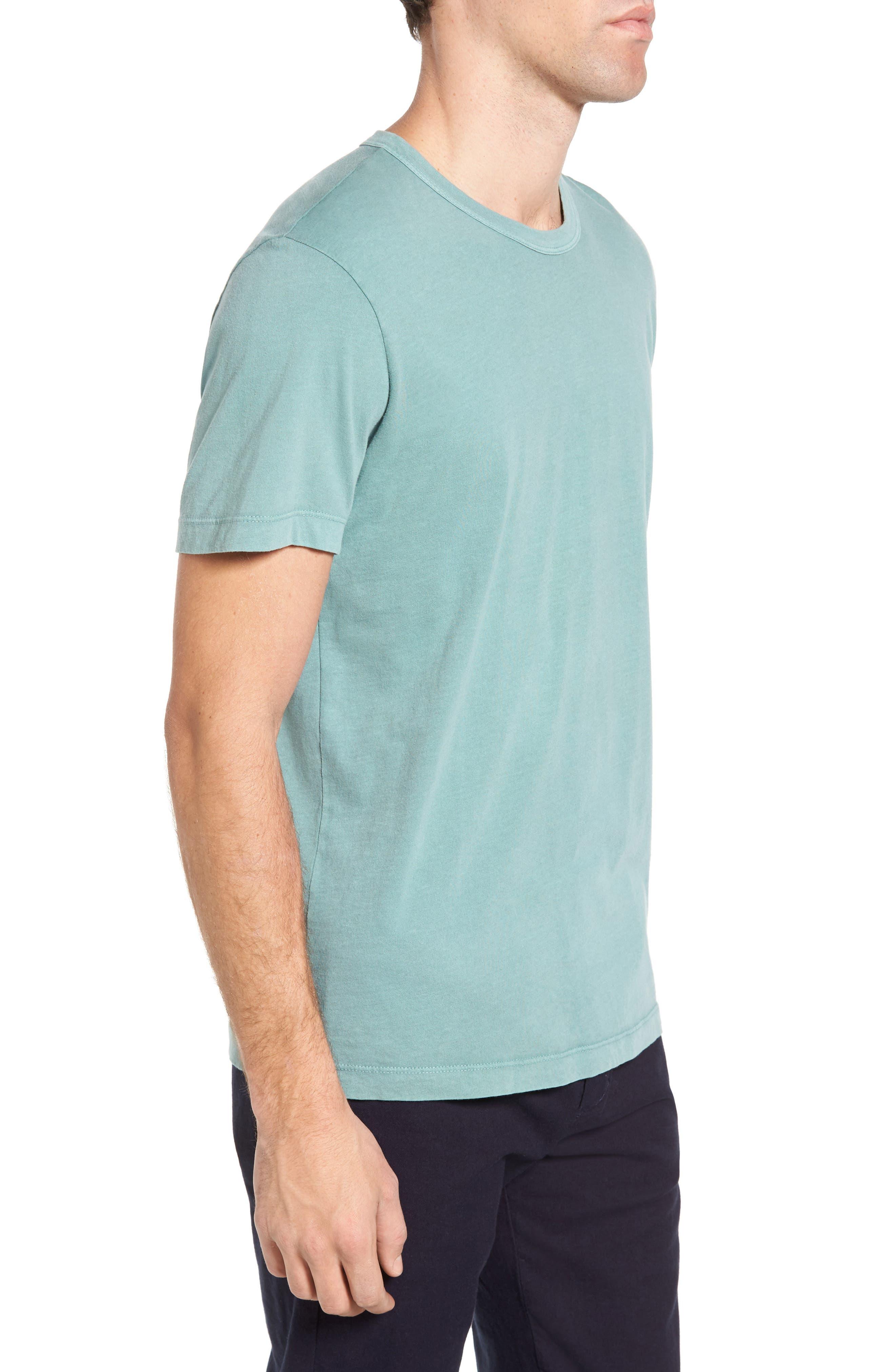 Crewneck Jersey T-Shirt,                             Alternate thumbnail 363, color,