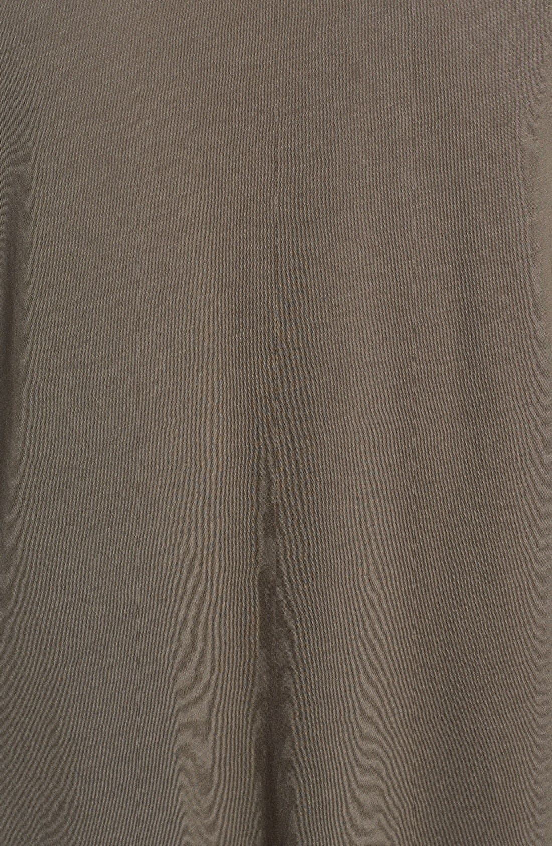 Organic Cotton Jersey Classic Collar Shirt,                             Alternate thumbnail 20, color,