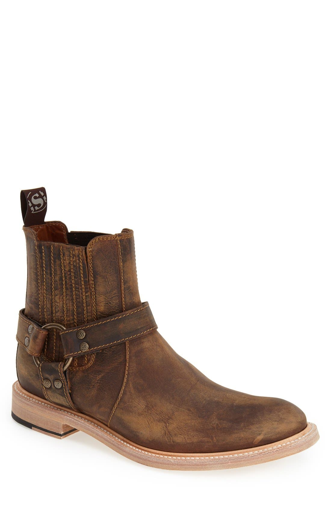 Boots 'Blake' Harness Boot,                         Main,                         color, 243