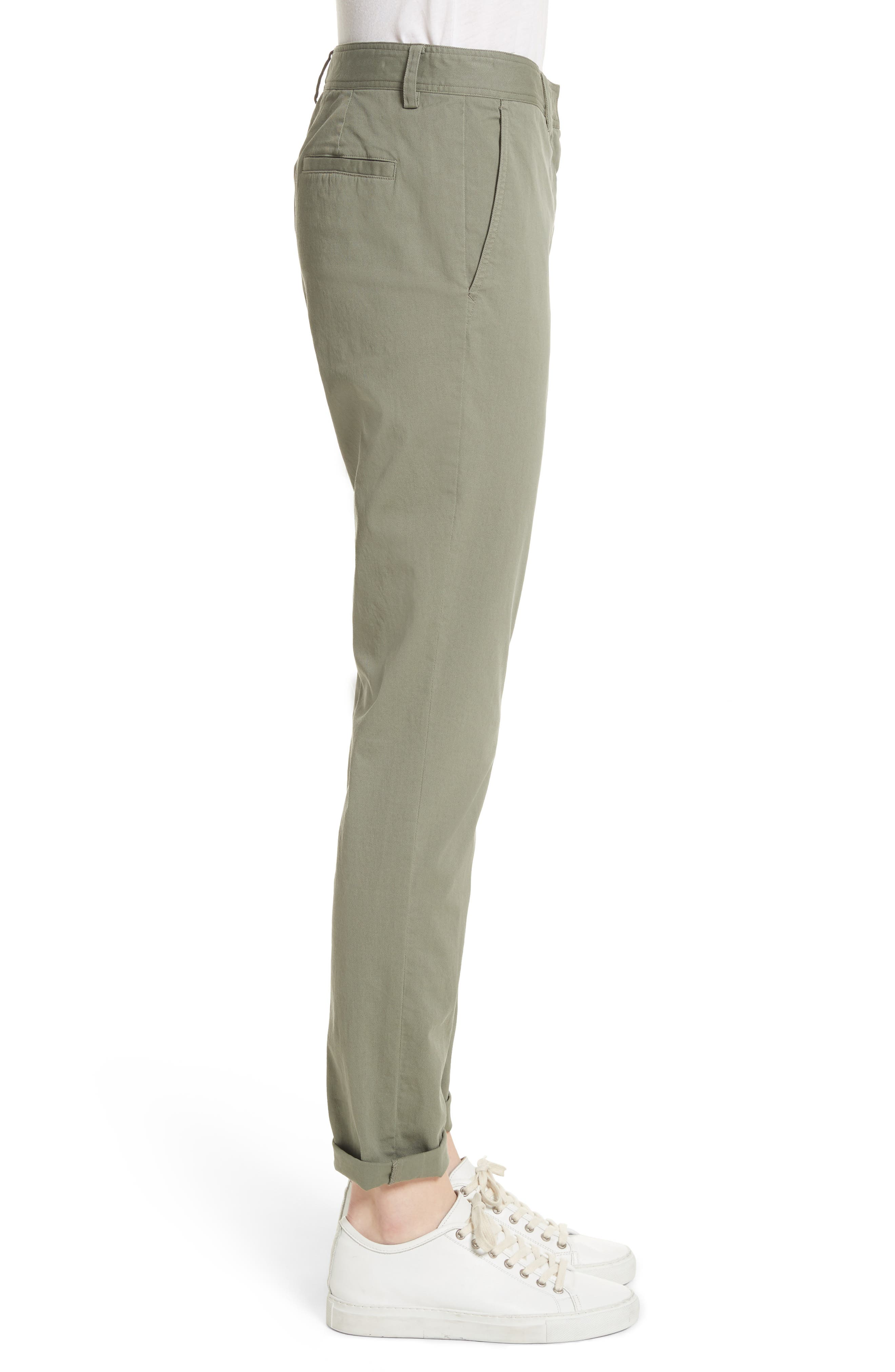 Boyfriend Pants,                             Alternate thumbnail 3, color,                             388