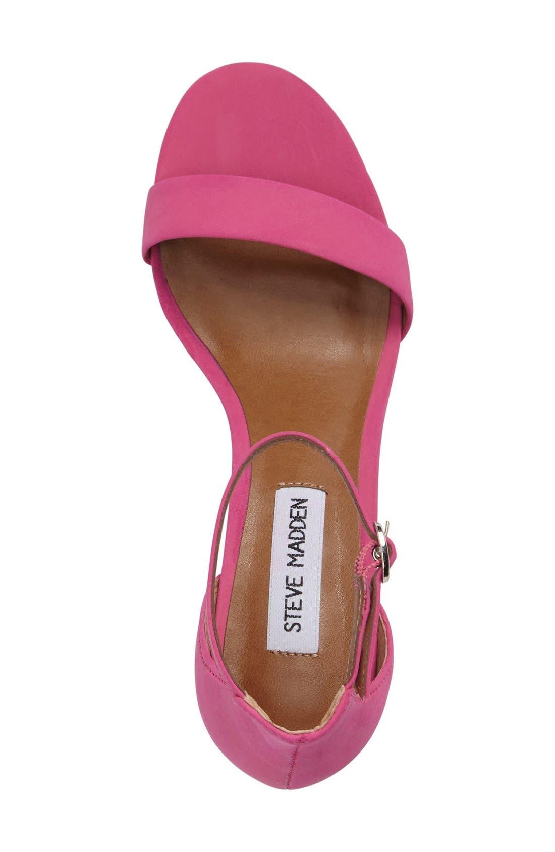 Irenee Ankle Strap Sandal,                             Alternate thumbnail 85, color,