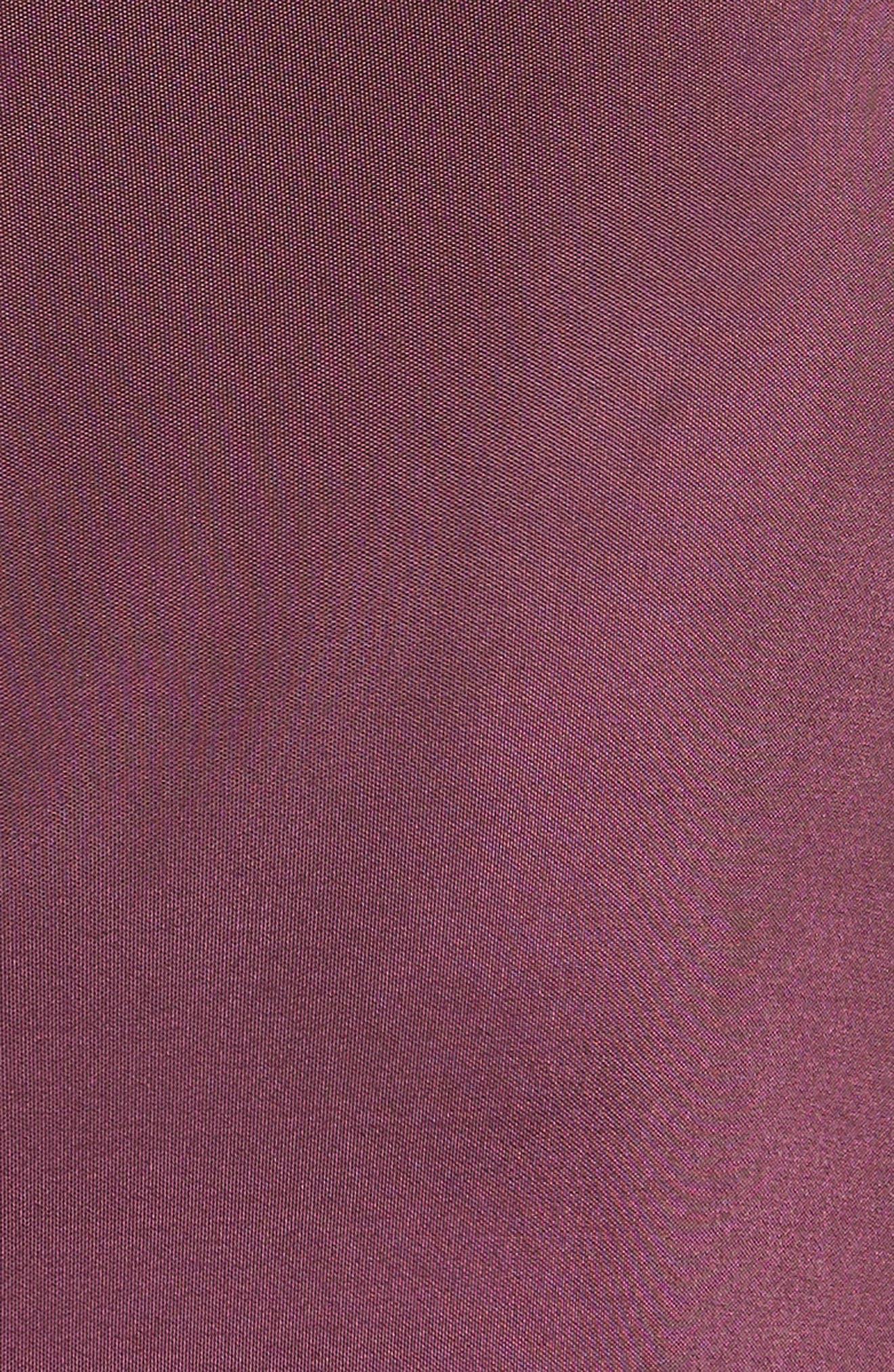 Twisted Jersey One-Shoulder Dress,                             Alternate thumbnail 5, color,                             540