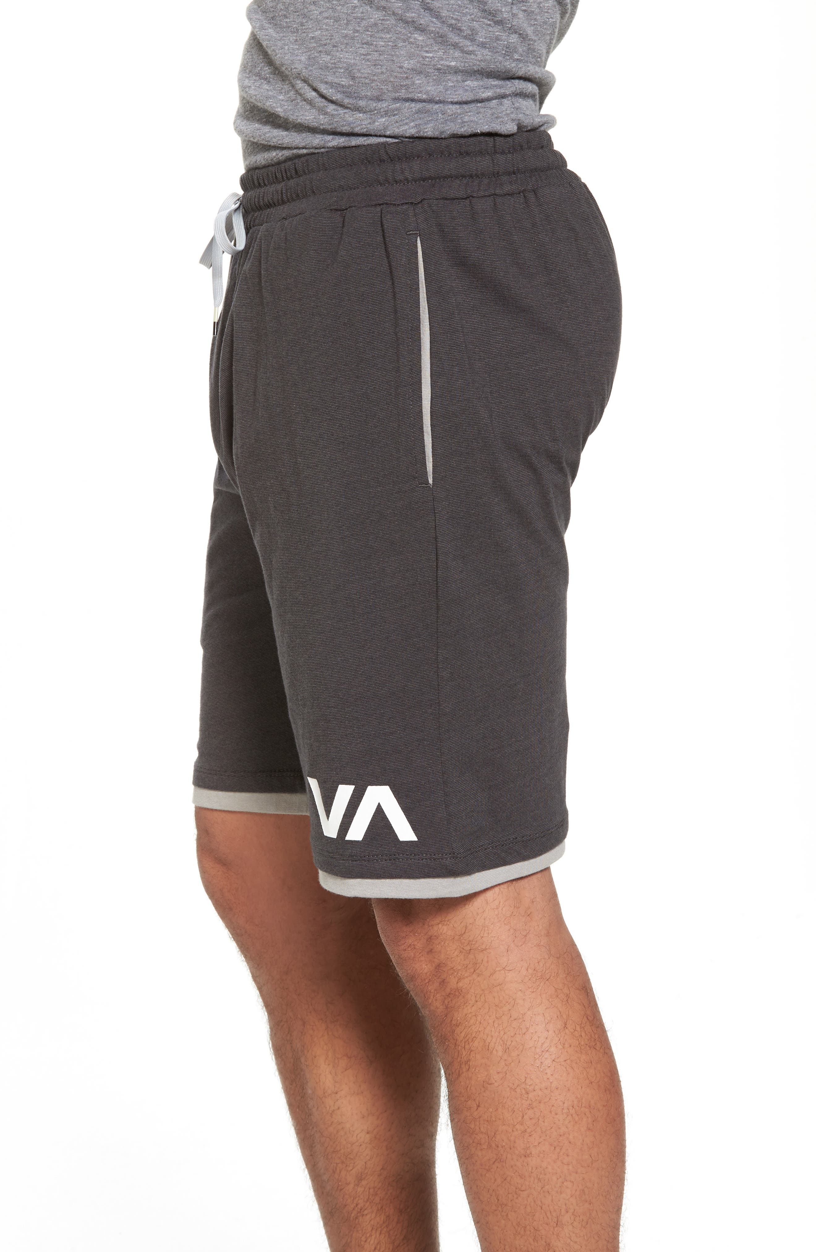 Layers Sport Shorts,                             Alternate thumbnail 3, color,                             001