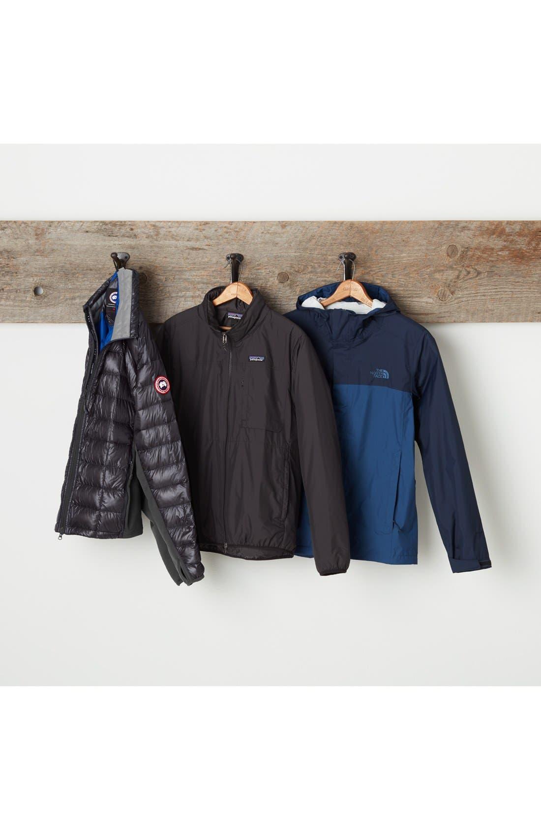 'Hybridge<sup>™</sup> Lite' Slim Fit Packable Jacket,                             Main thumbnail 1, color,                             024