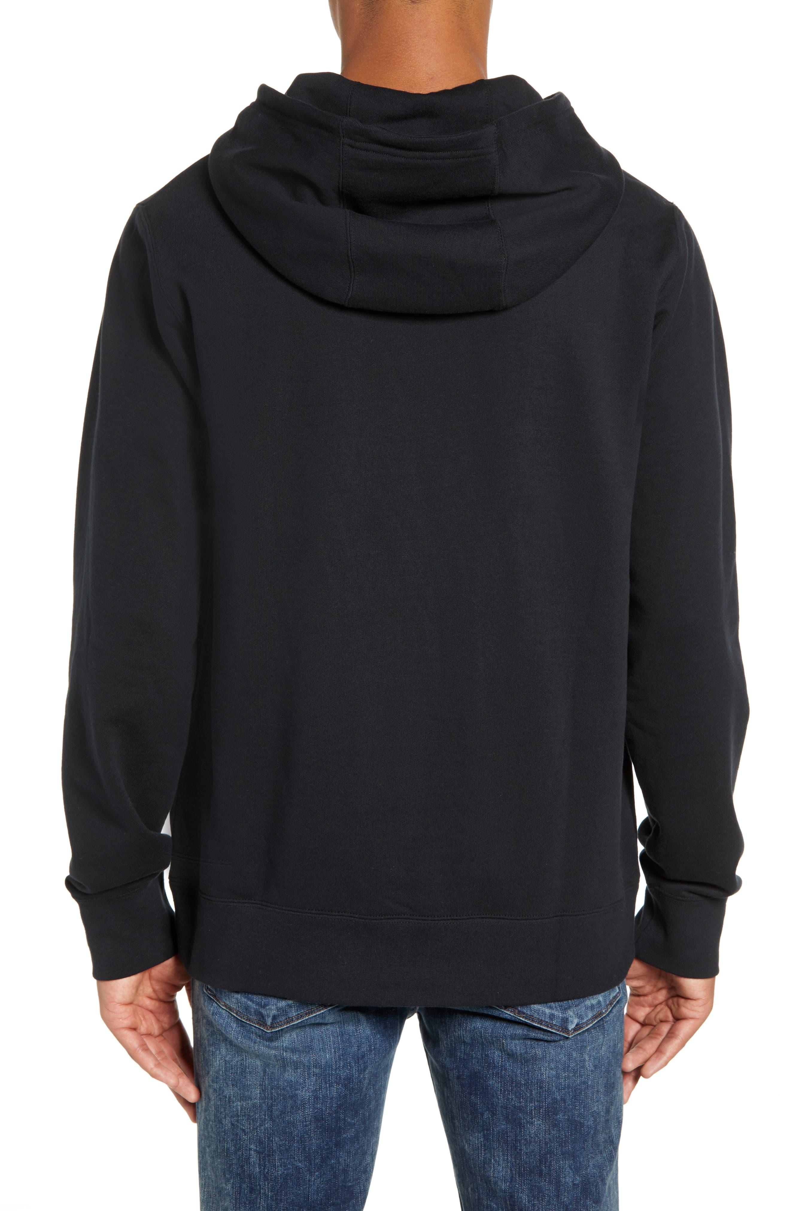 Sportswear ACG Pullover Hoodie,                             Alternate thumbnail 2, color,                             BLACK/ BLACK