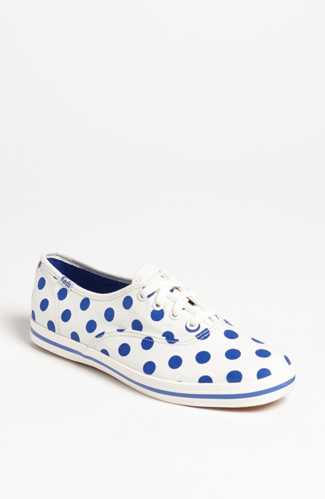 Keds<sup>®</sup> for kate spade new york 'kick' sneaker,                         Main,                         color,