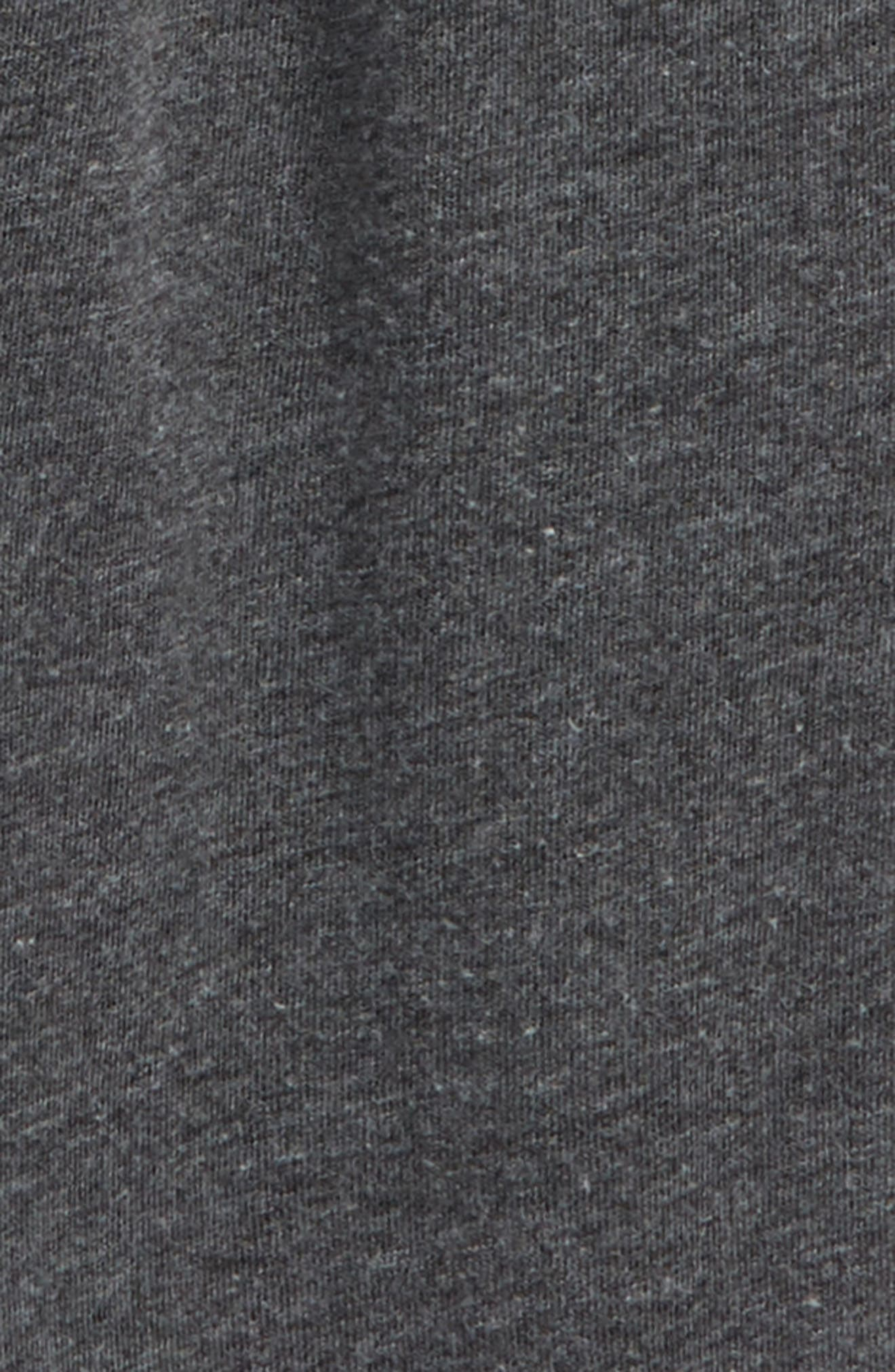 Burnout Harem Pants,                             Alternate thumbnail 2, color,                             BLACK