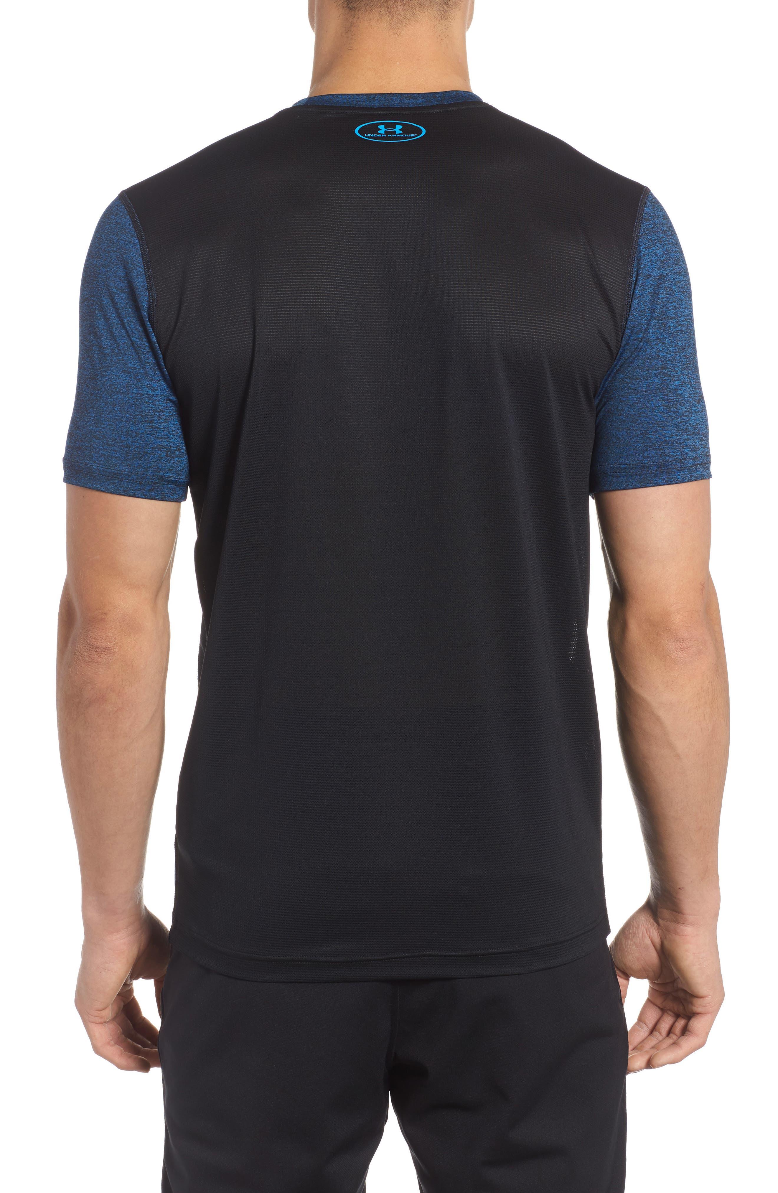 'Raid' HeatGear<sup>®</sup> Training T-Shirt,                             Alternate thumbnail 27, color,