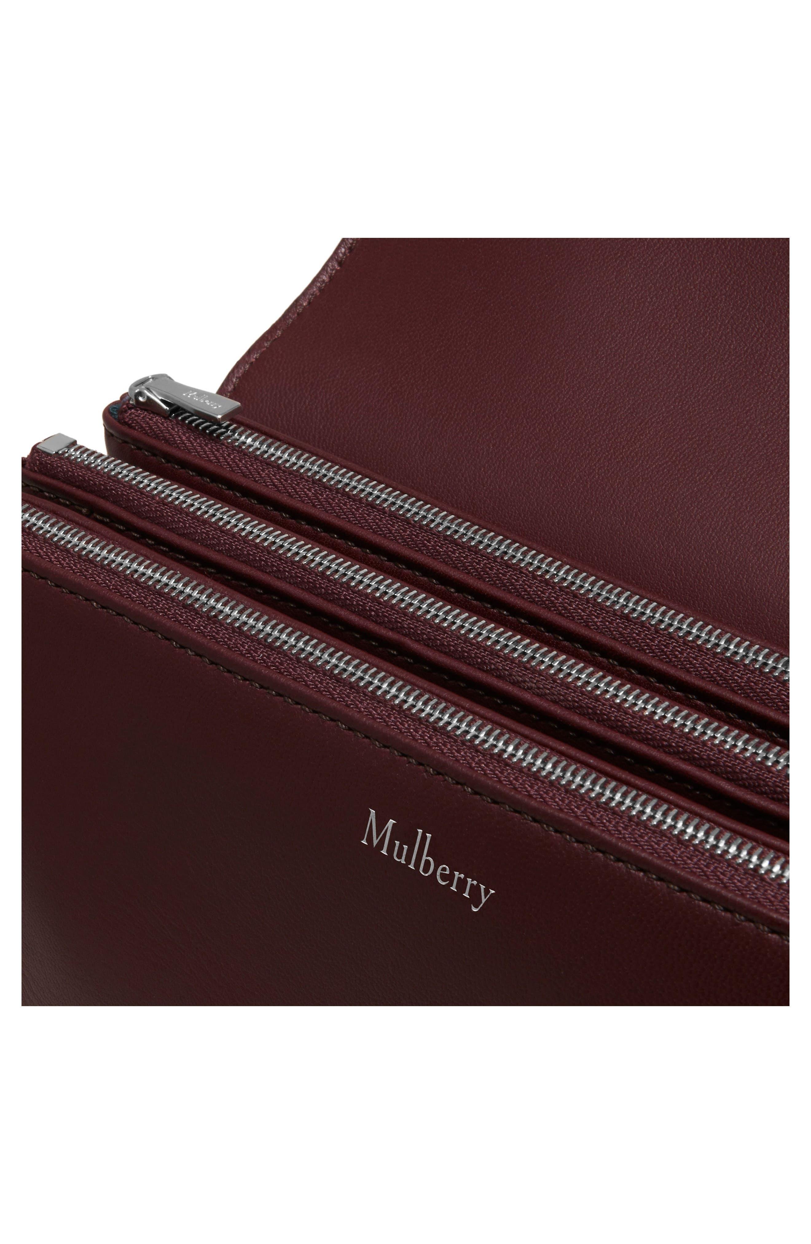 Clifton Leather Bag,                             Alternate thumbnail 4, color,                             930