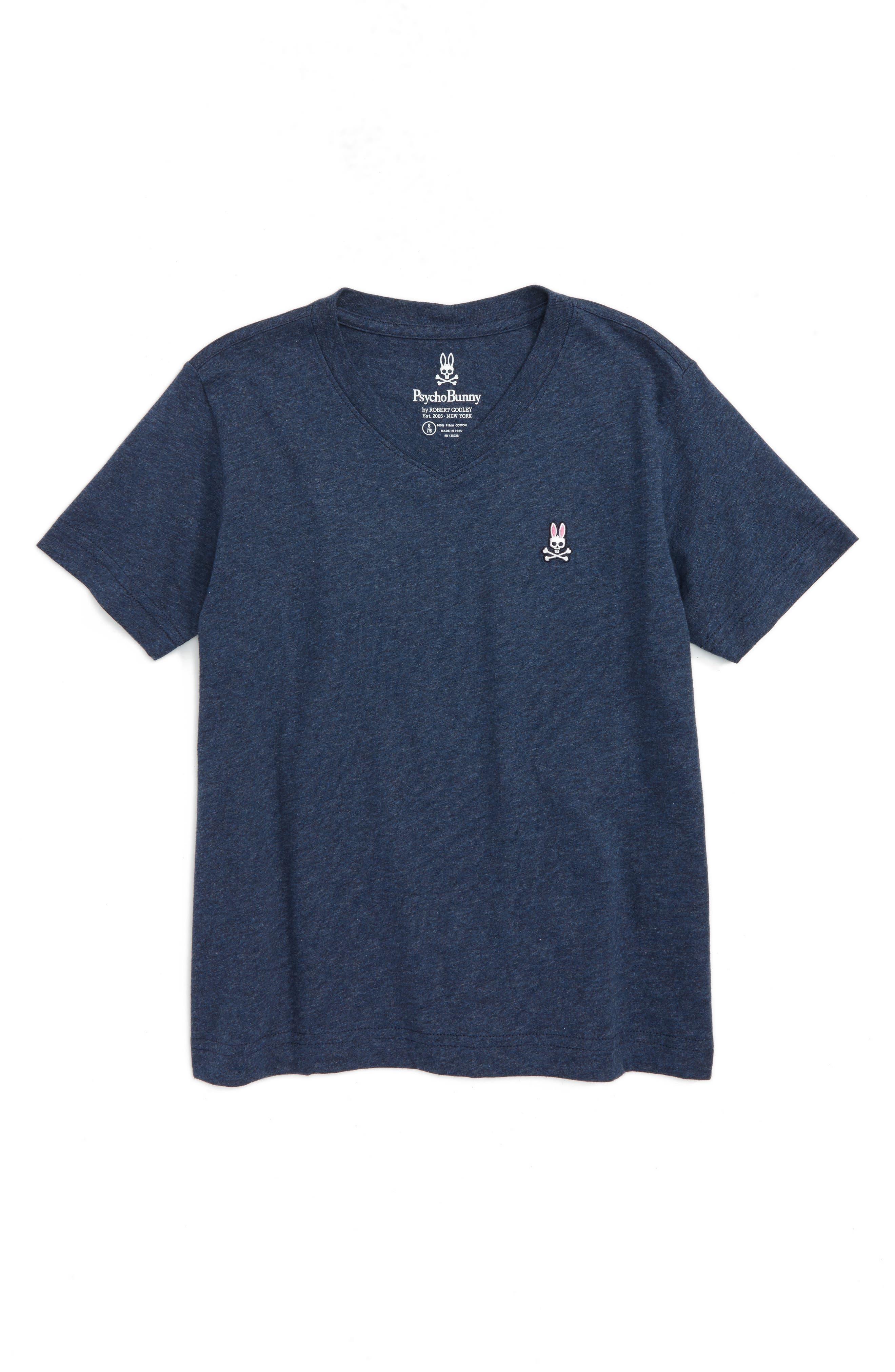 V-Neck T-Shirt,                             Main thumbnail 34, color,