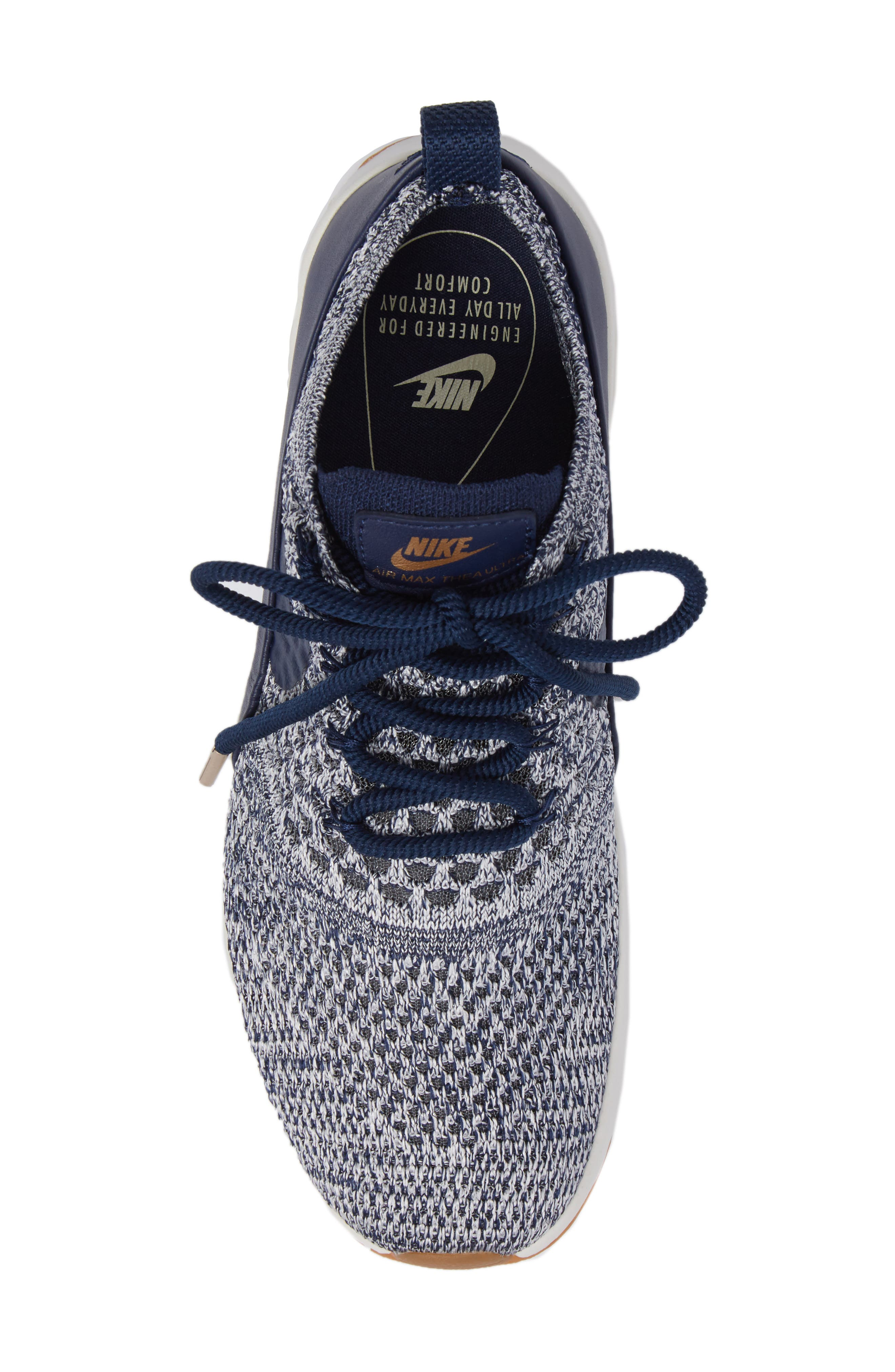 Air Max Thea Ultra Flyknit Sneaker,                             Alternate thumbnail 57, color,